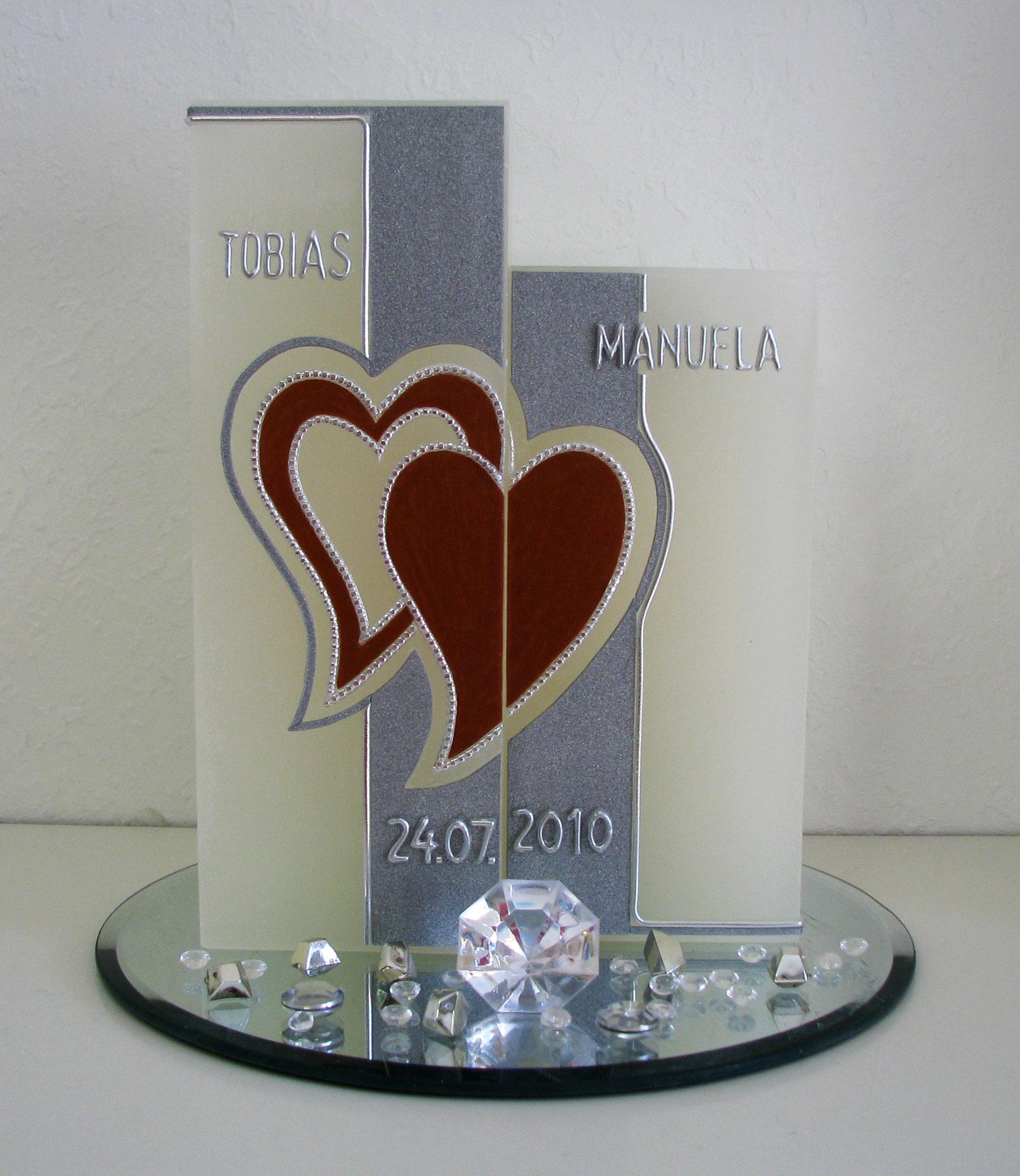 HE-0050Z, zweiteillig, HxB ca. 20 cm x 15 cm, Preis ca. € 49,--