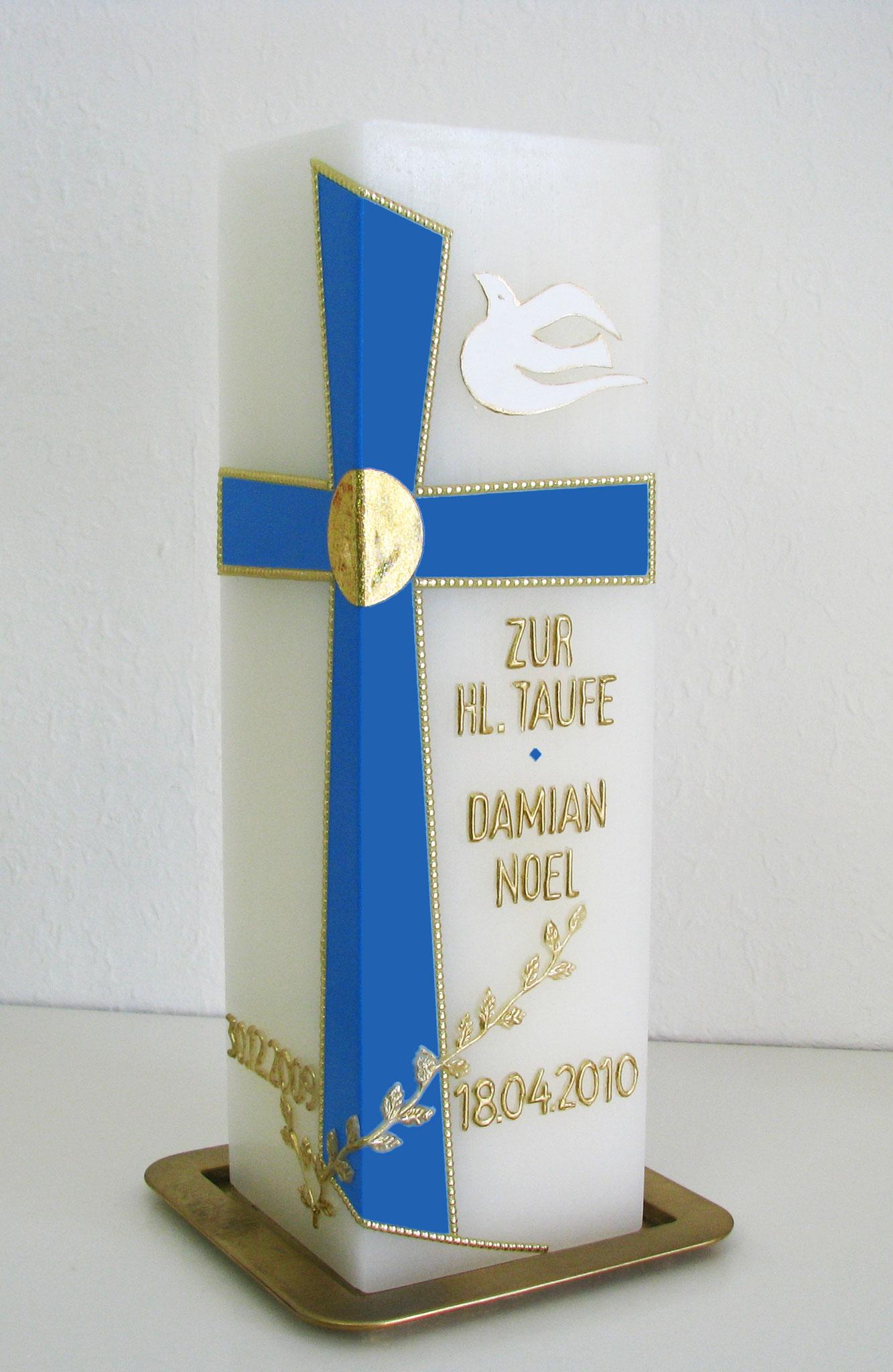 TE-3008, quadratisch, HxB ca. 25 cm x 7,5 cm, Preis ca. € 43,--