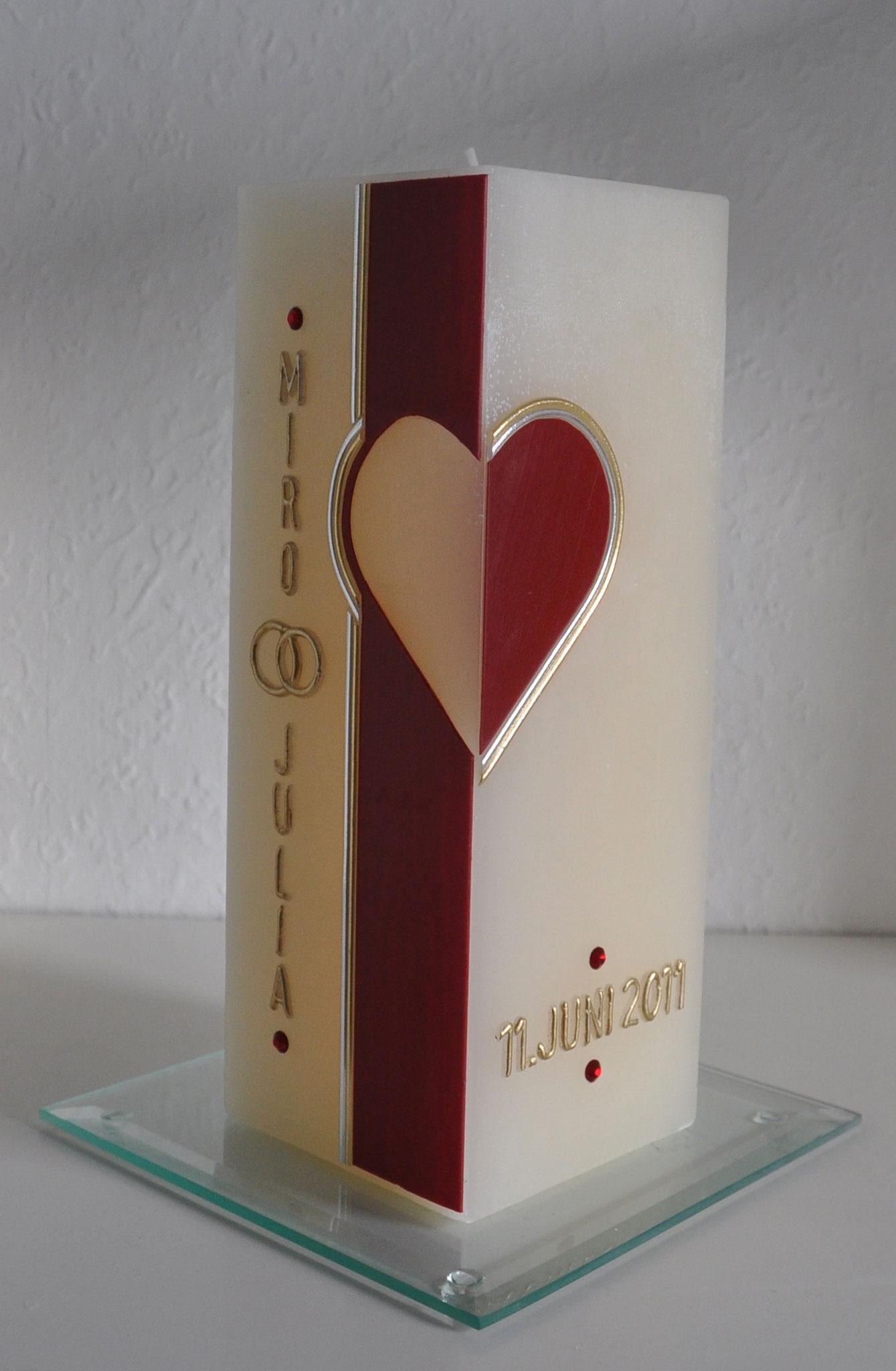 HE-0052, quadratisch, HxB ca 20 cm x 7,5 cm, Preis ca. € 33,--
