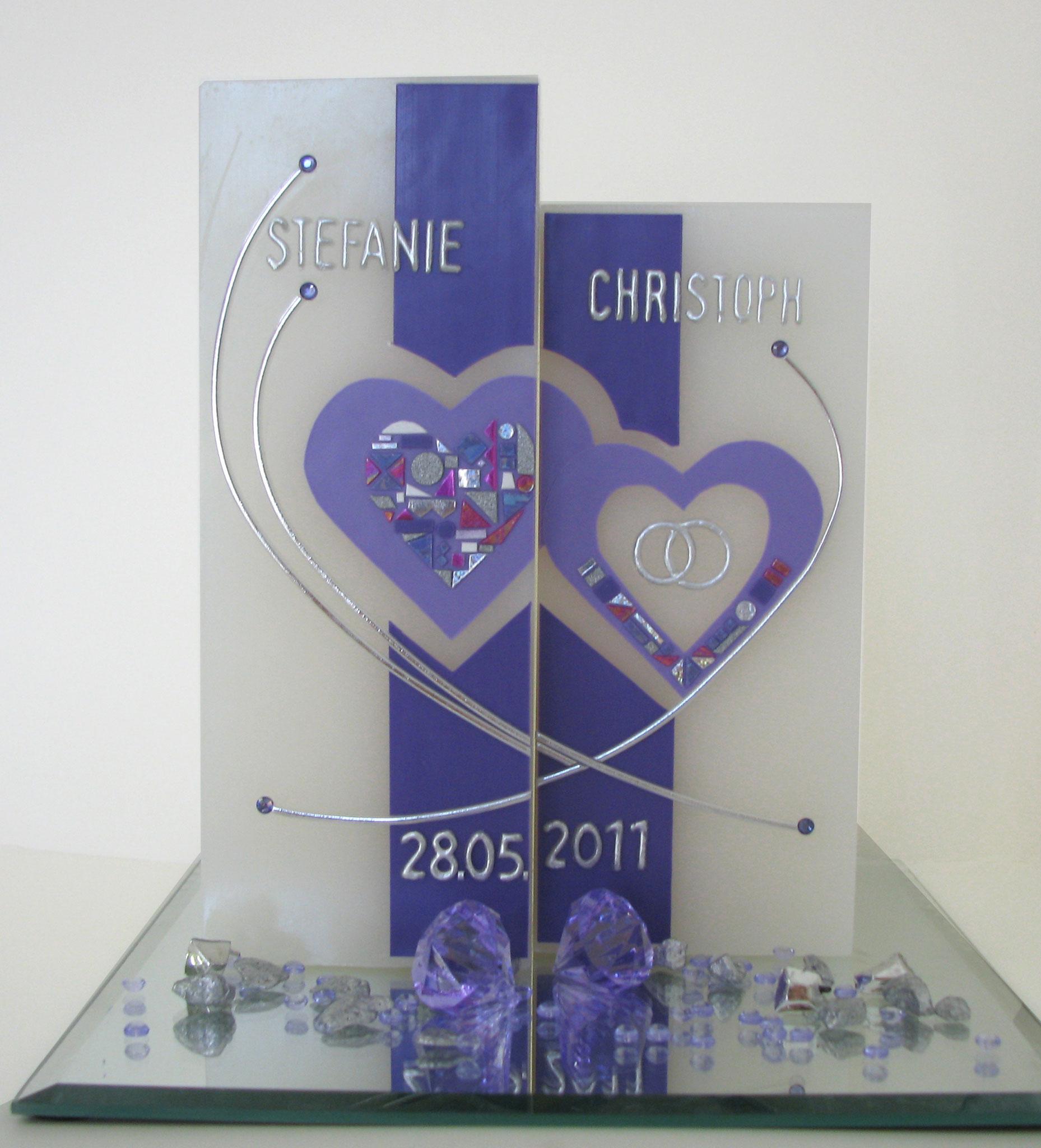HE-0030Z, zweiteillig, HxB ca. 20 cm x 15 cm, Preis ca. € 53,--