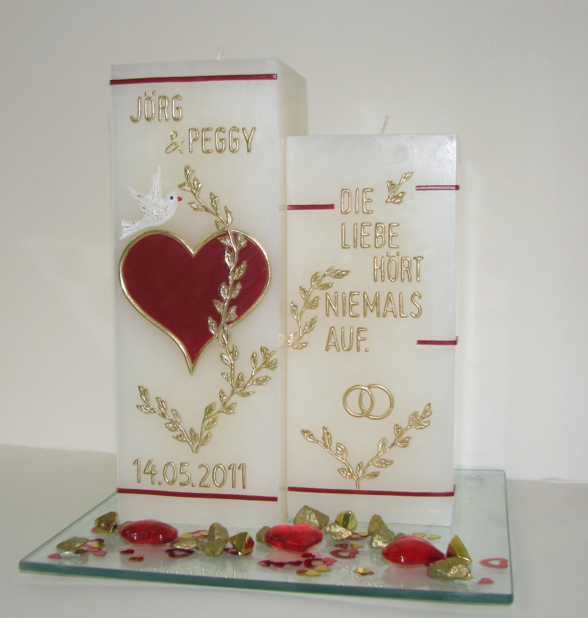HE-0020Z, zweiteillig, HxB ca. 20 cm x 15 cm, Preis ca. € 55,--