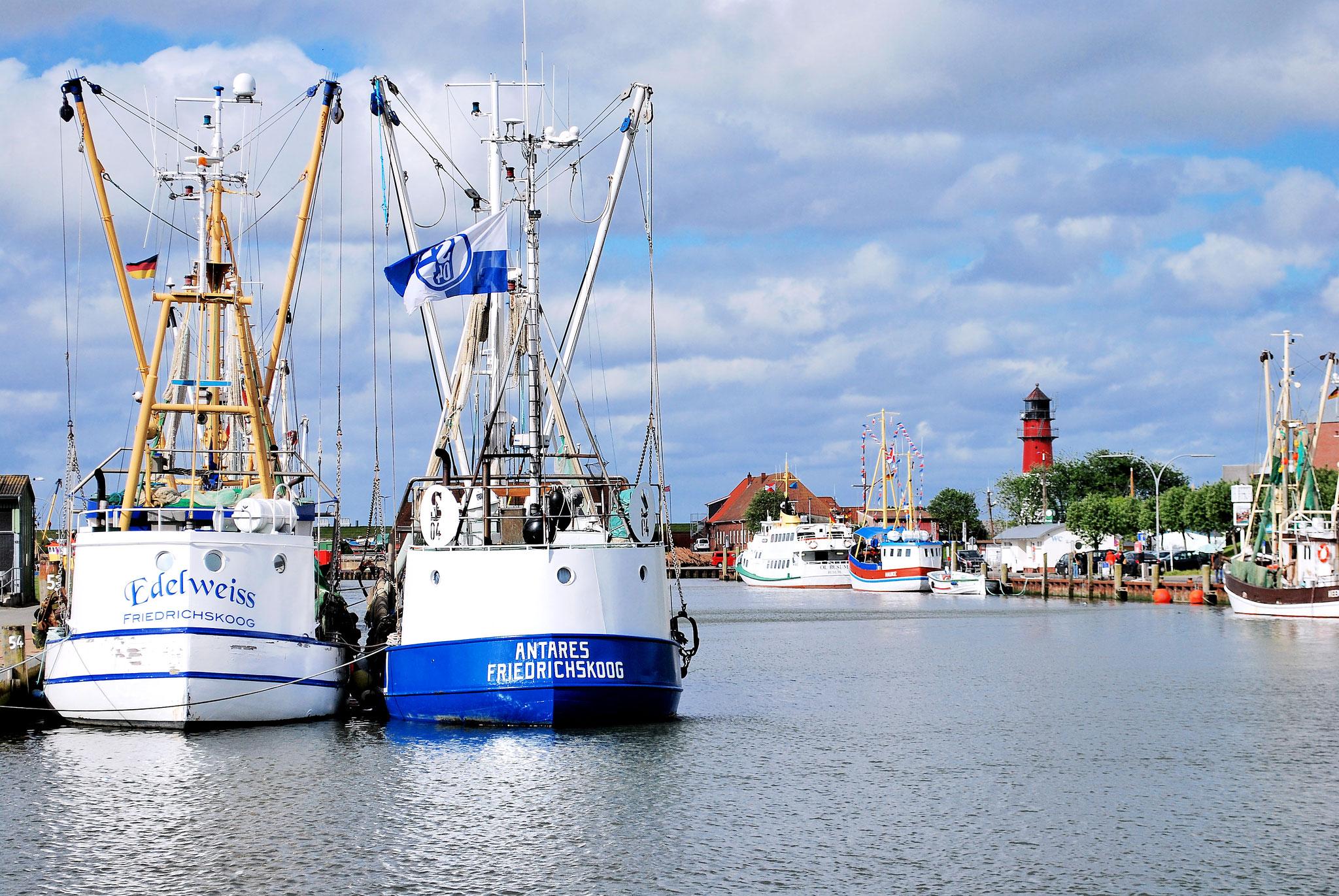 Büsum Fischereihafen