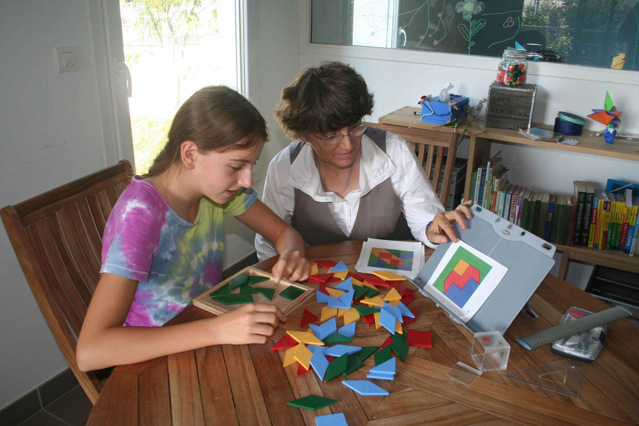 travailler la mémoire et la précision du vocabulaire
