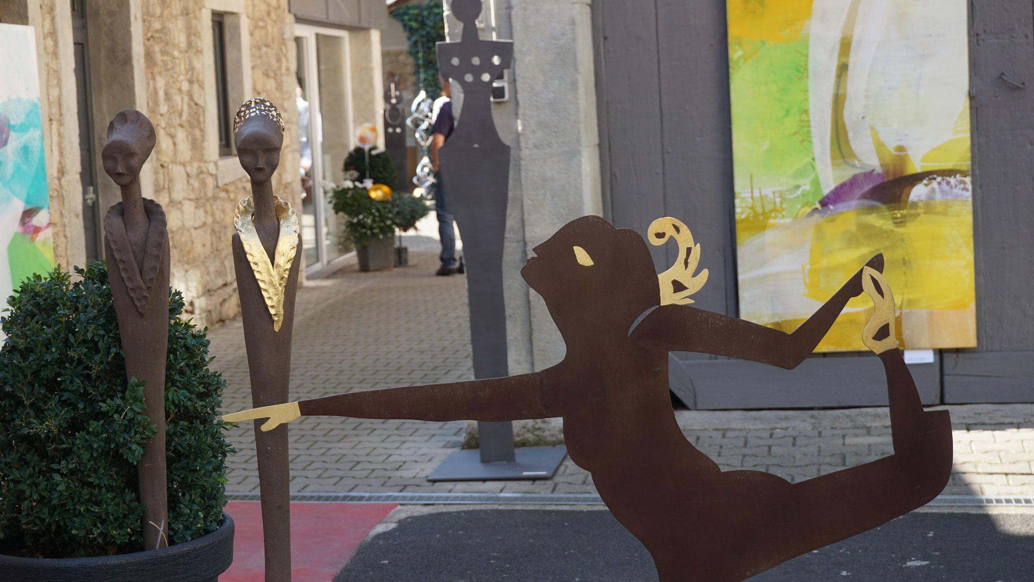 Kunst in Sommerhausen