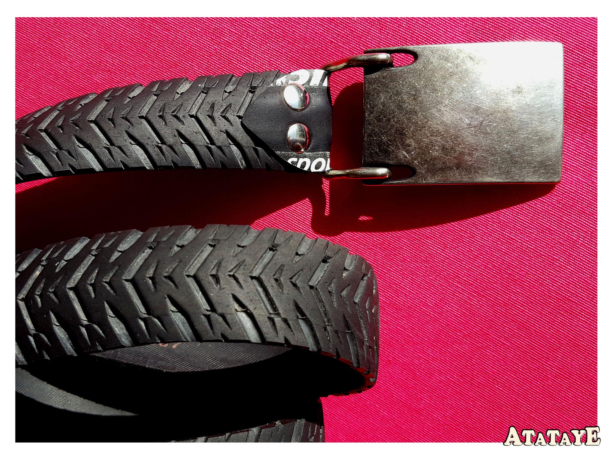 Atataye - Nouvelle vie pour cette gomme BMX.