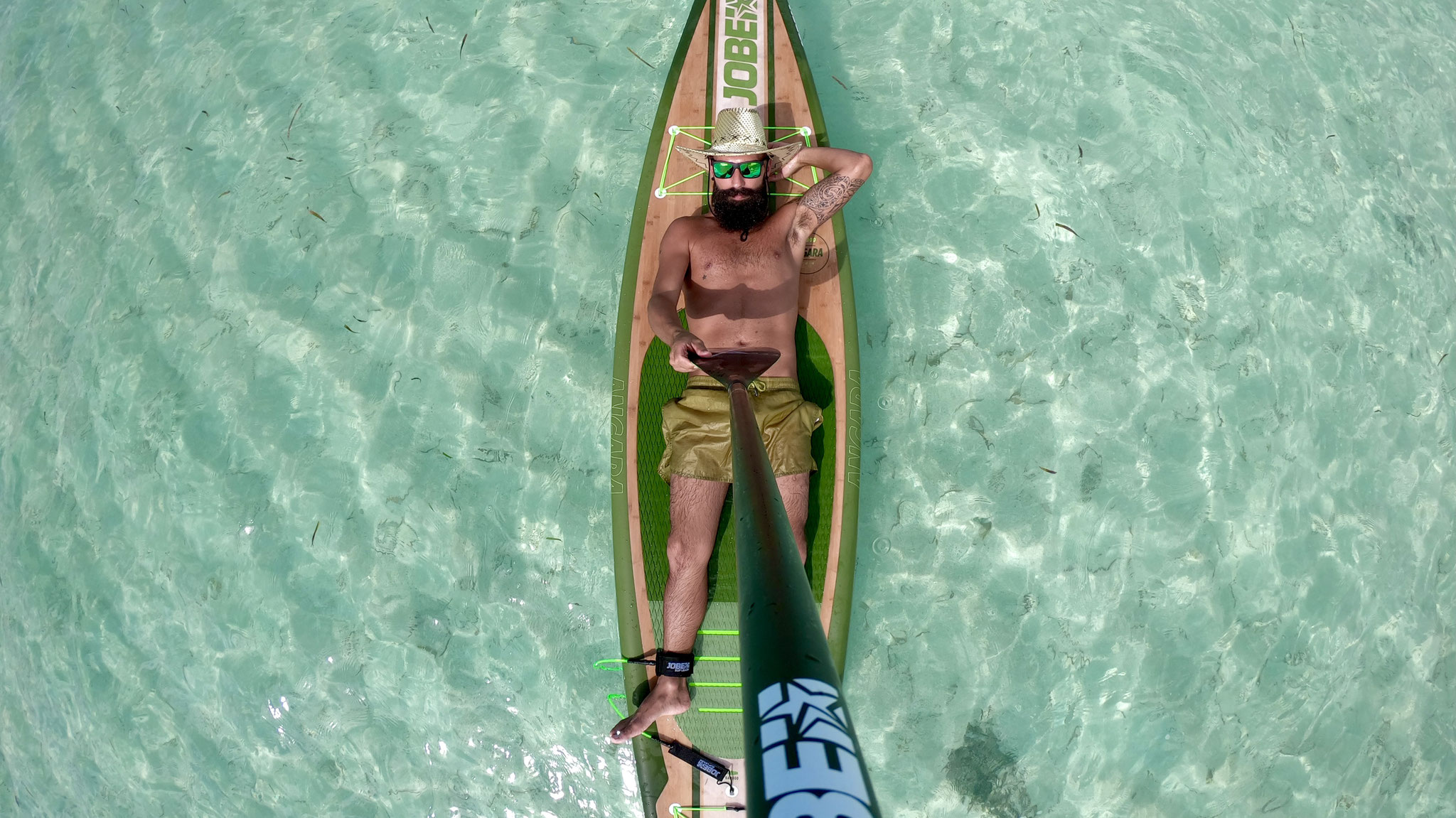Tom Paddle Evasion | Excursion paddle | Ilet Blanc | Guadeloupe