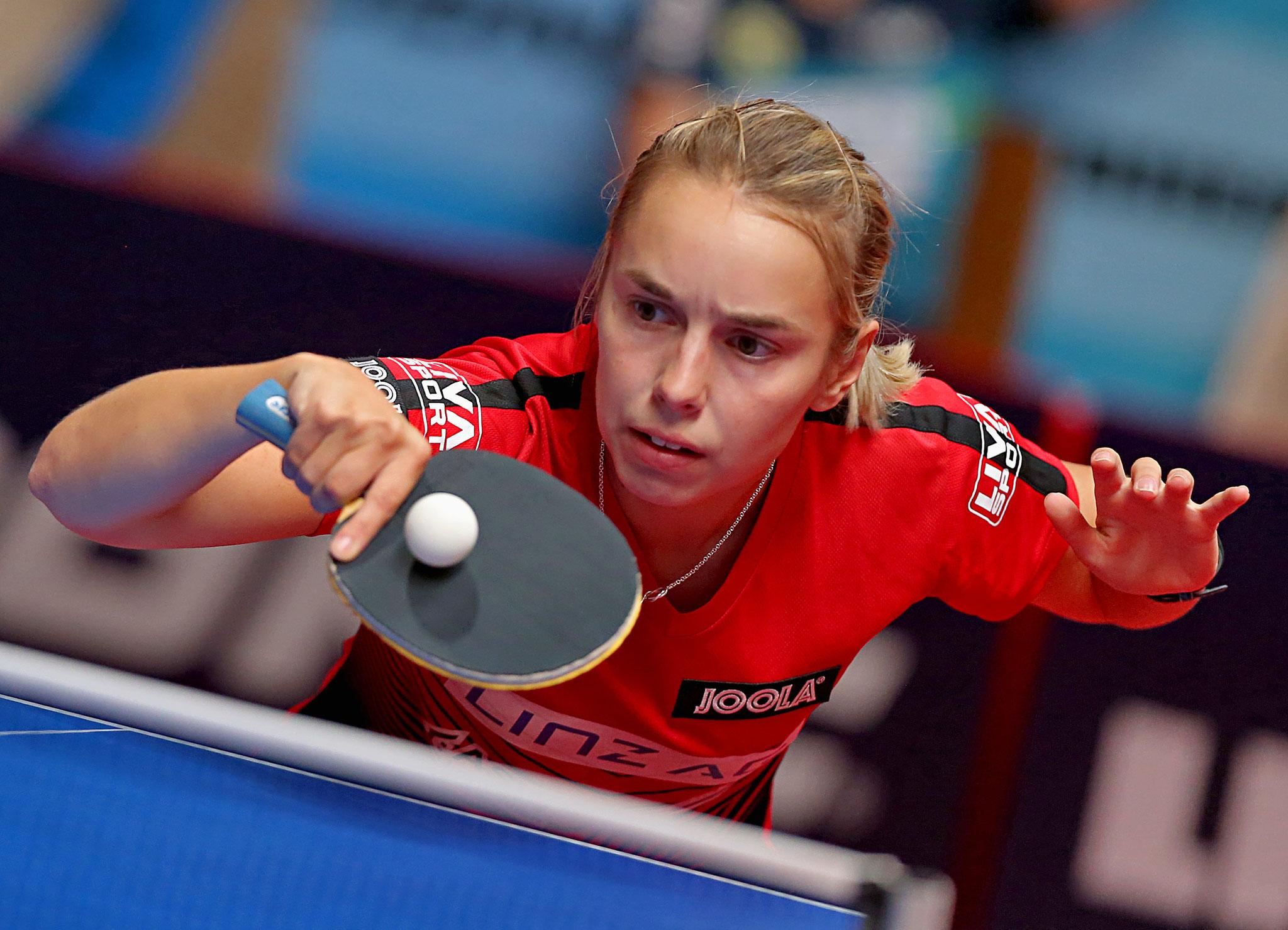 Linda Bergström LINZ AG Froschberg