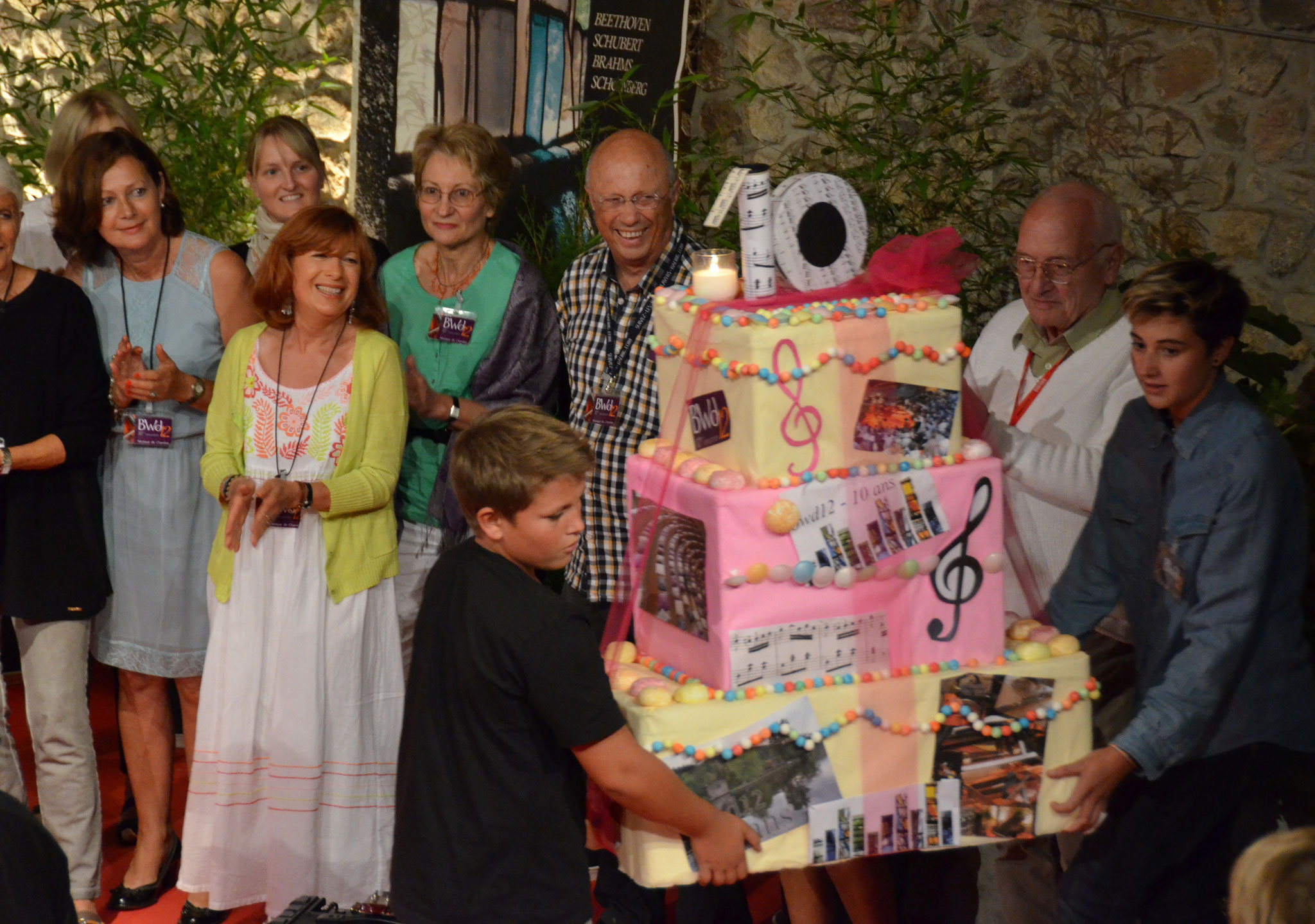 2014 - BWd12 fête ses dix ans