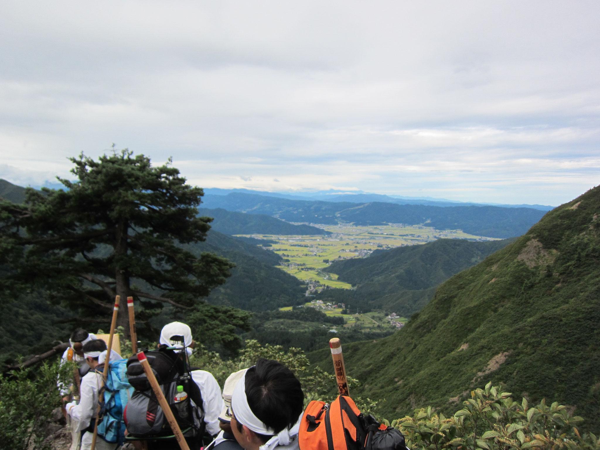 八海山登拝