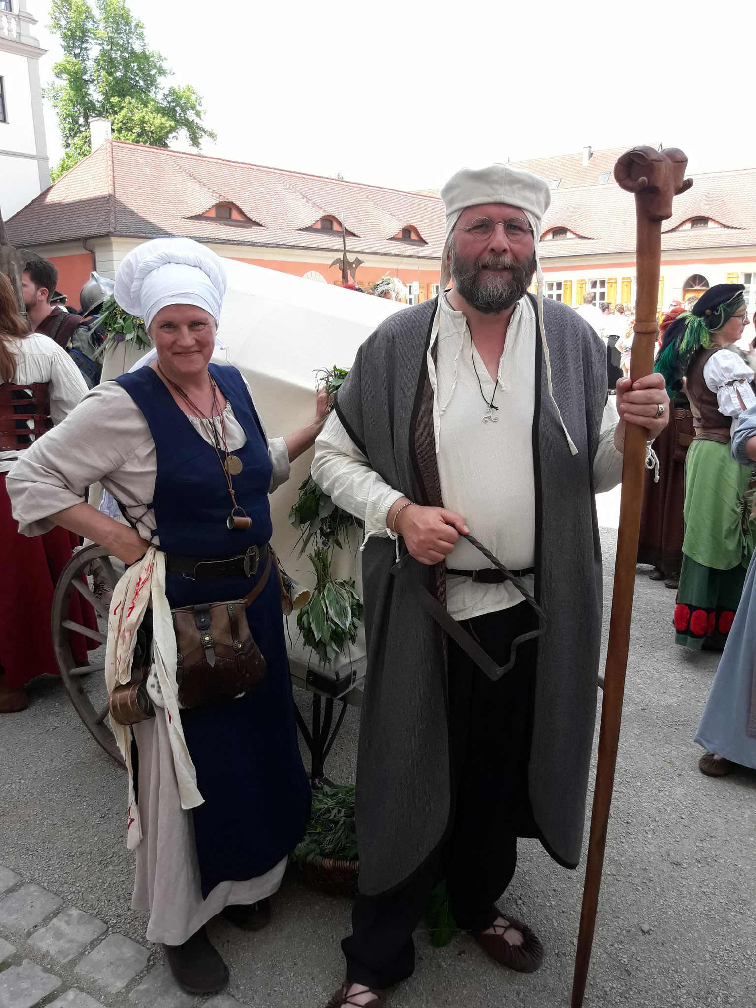 11.-13.05.18: Historischer Markt Öttingen