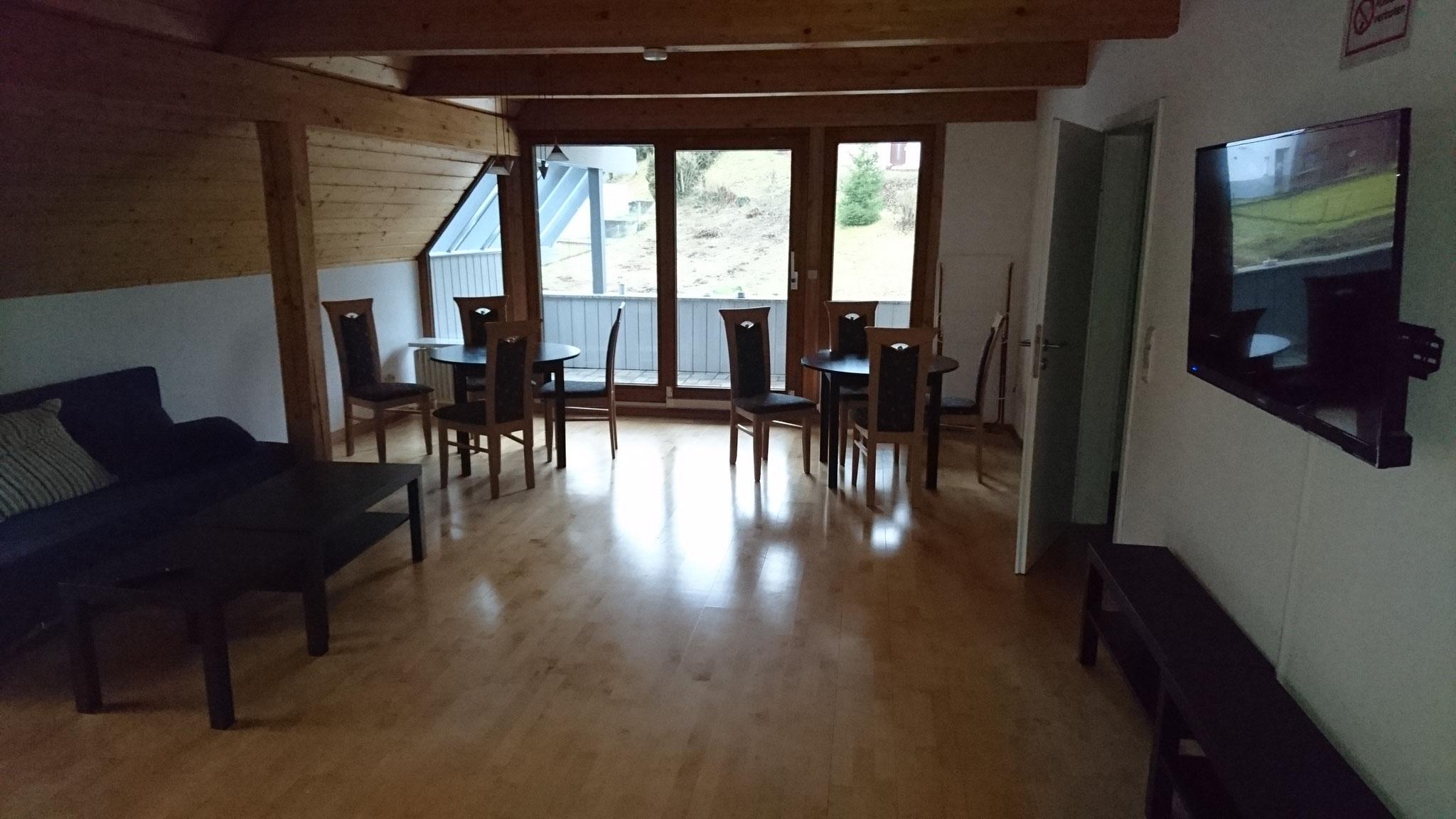 Wohnzimmer - Aufenthaltsraum OG