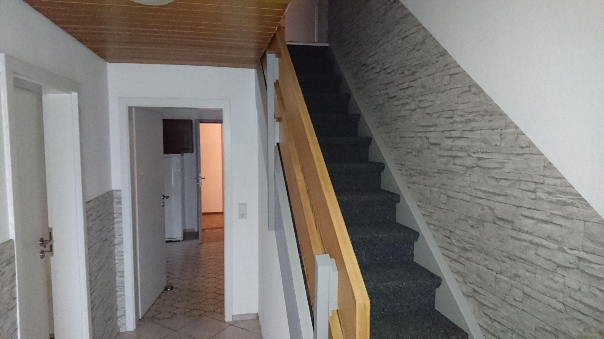 Treppenhaus - Flur