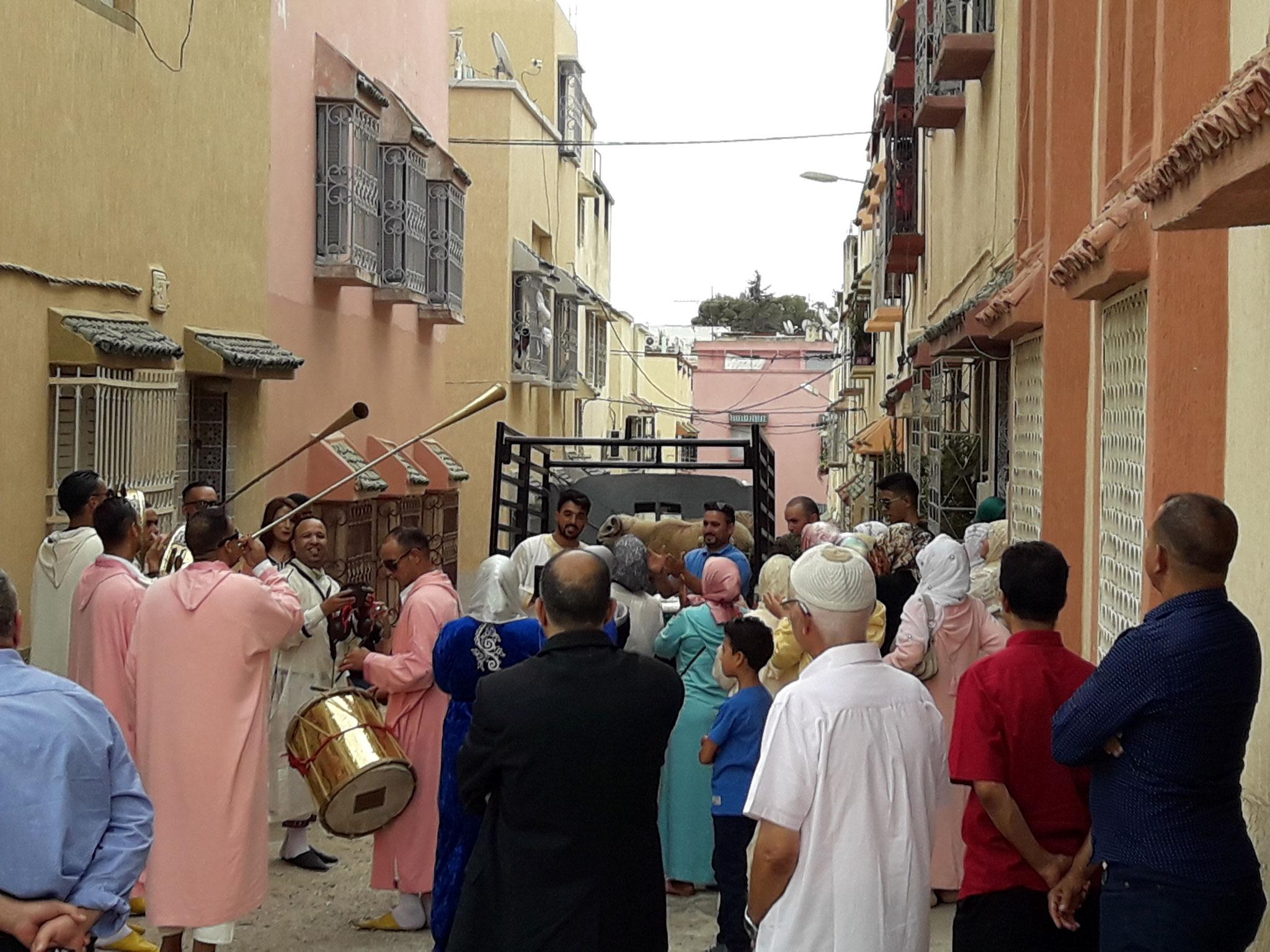 Hochzeit in Quezzane