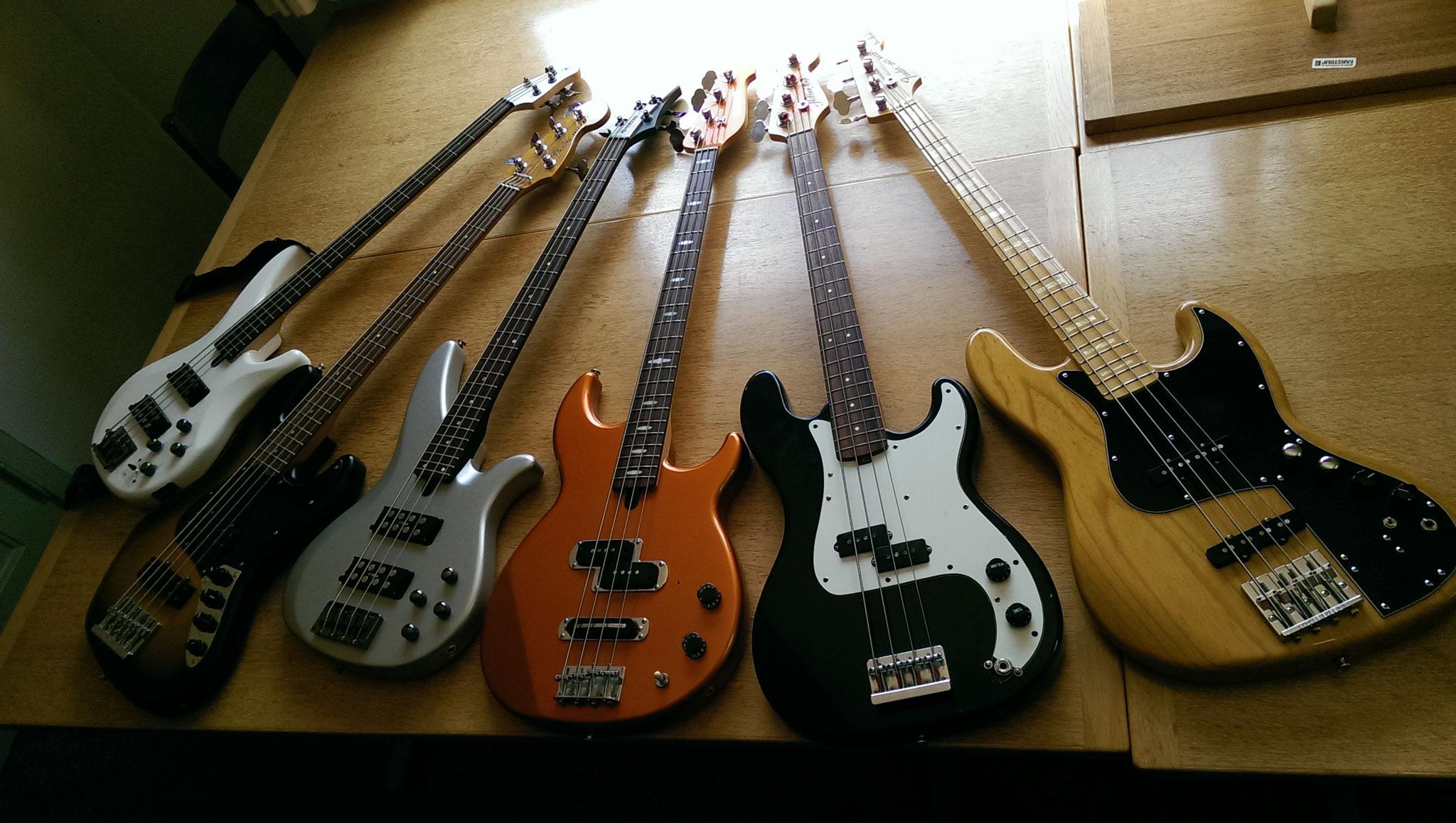 Möge der Bass mit dir sein.....!