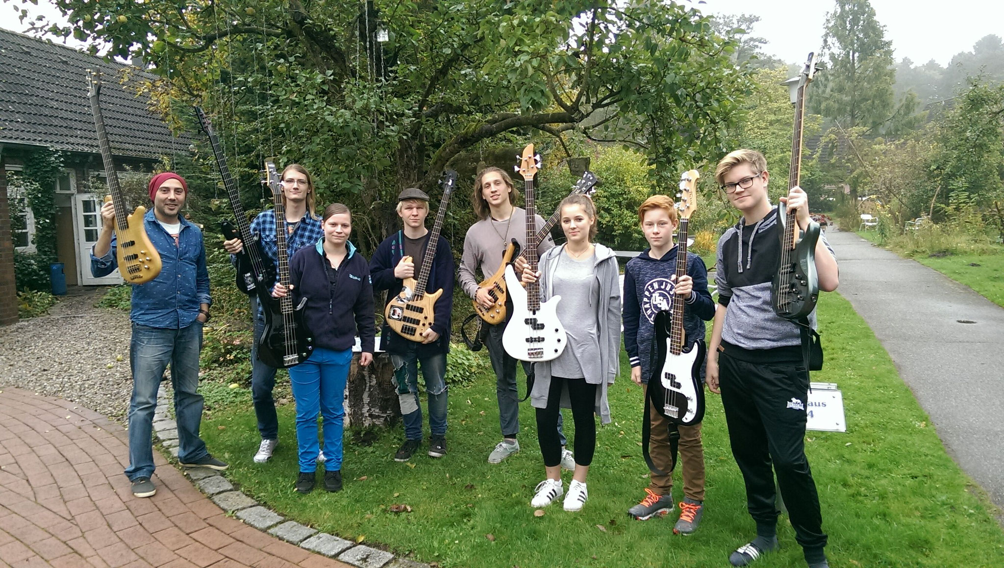 "Band Camp ""Pop 2 Go"" - Nordkolleg"