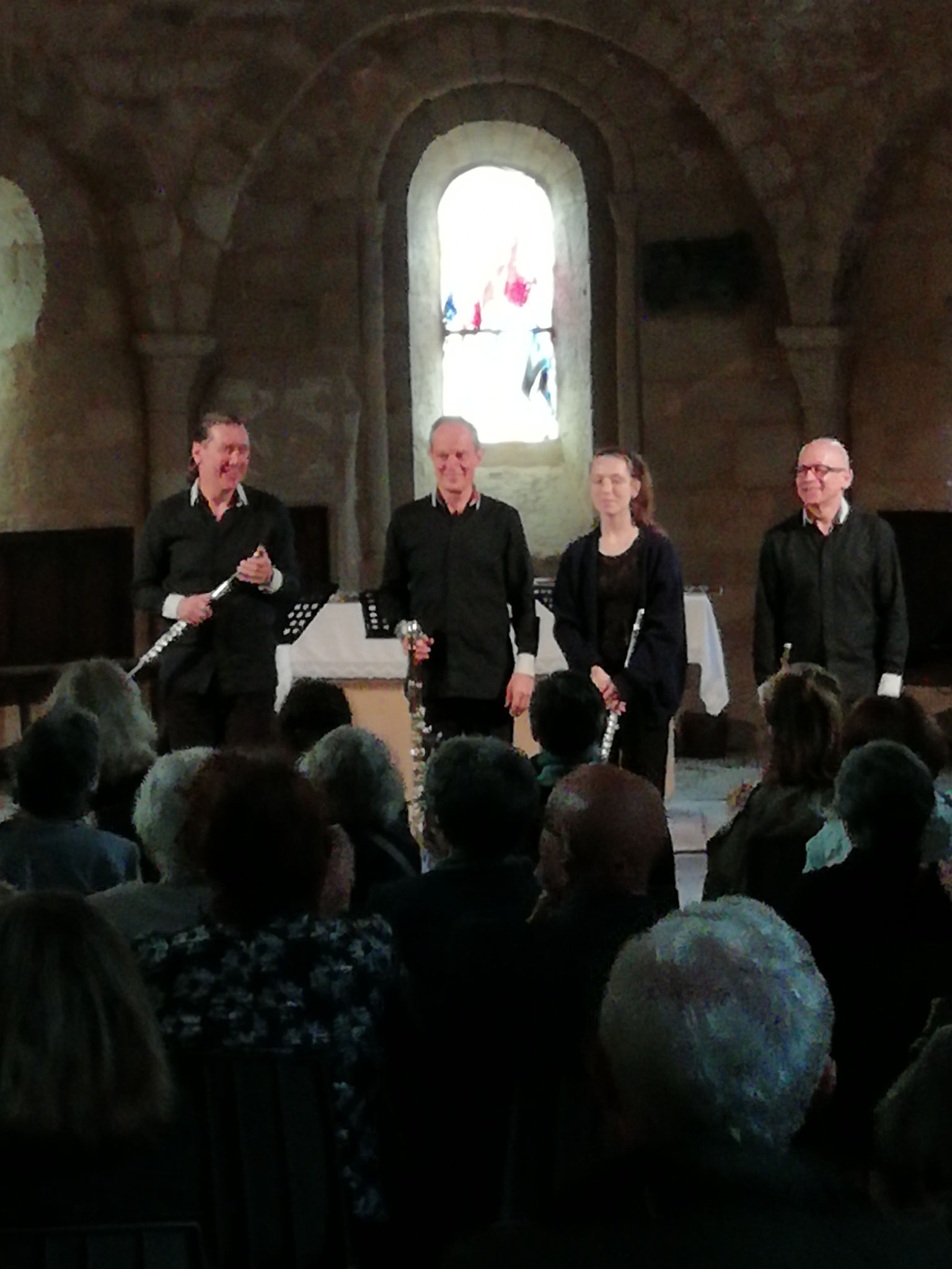 Le Trio d'Argent, Agnès Boursier