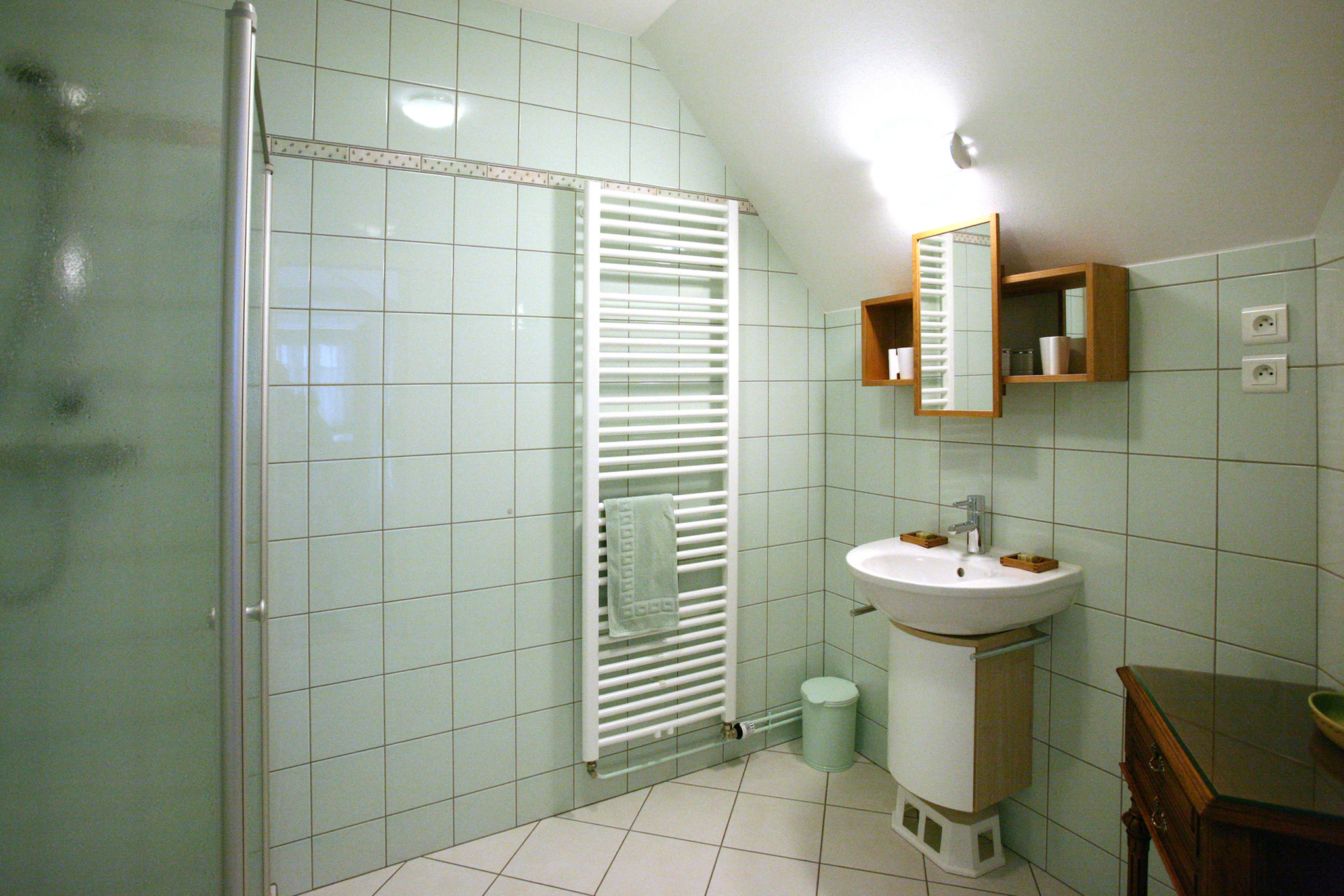 Salle de bain,  Mésange (Photoval)
