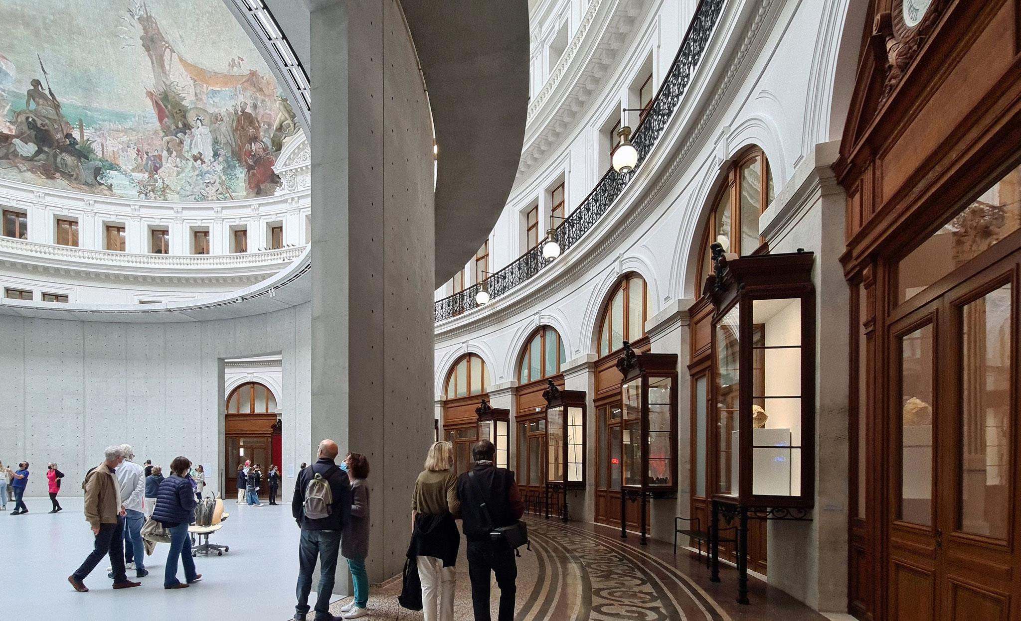 Bourse de Commerce - Pinault Collection  Photo: Patricia Sigerist