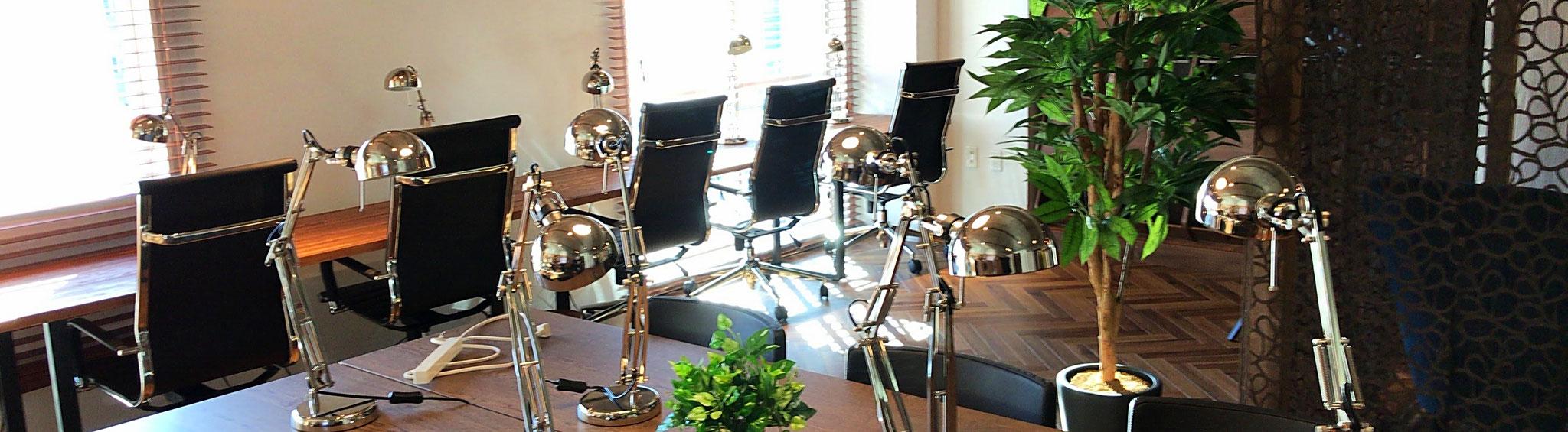Bisiness Lounge 802 コワーキングスペース