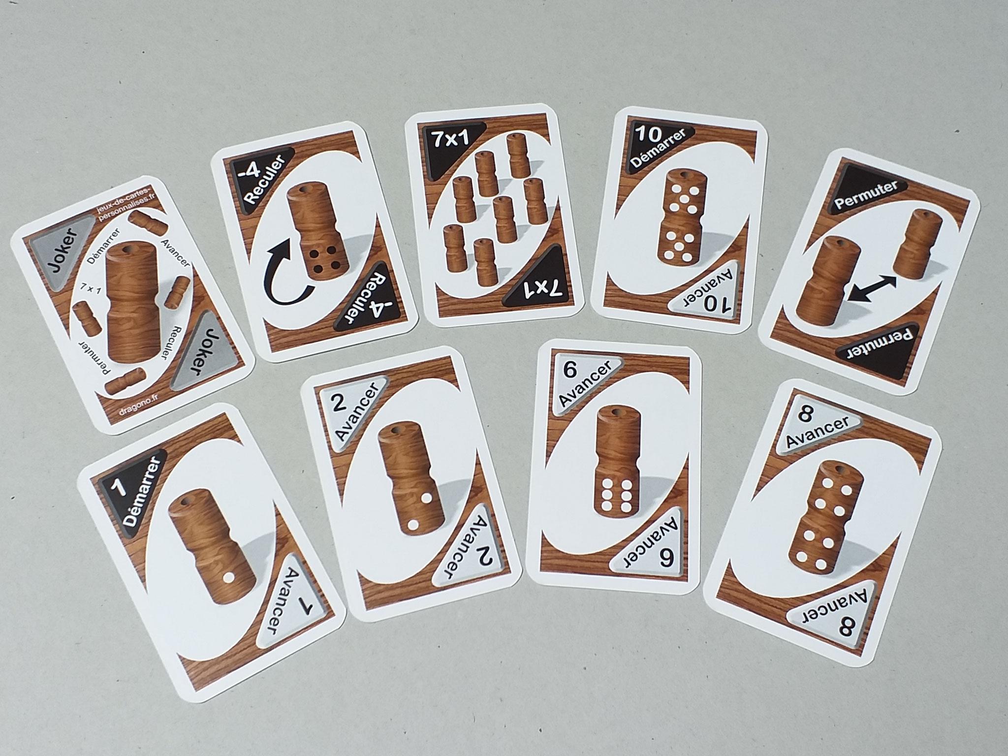jeu de carte tac tik TAC TIK   dragono.fr
