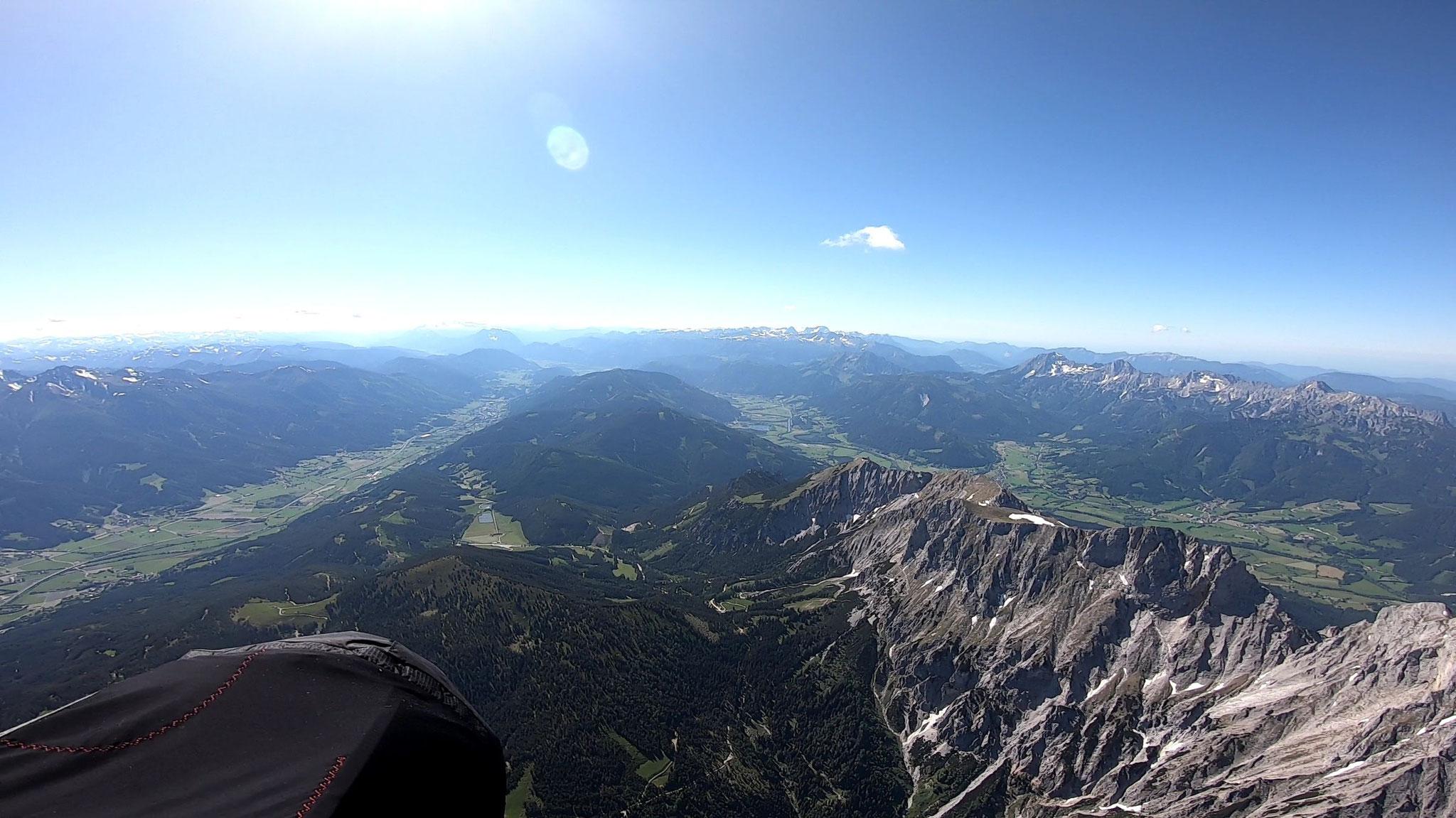 Ein beeindruckender Berg...