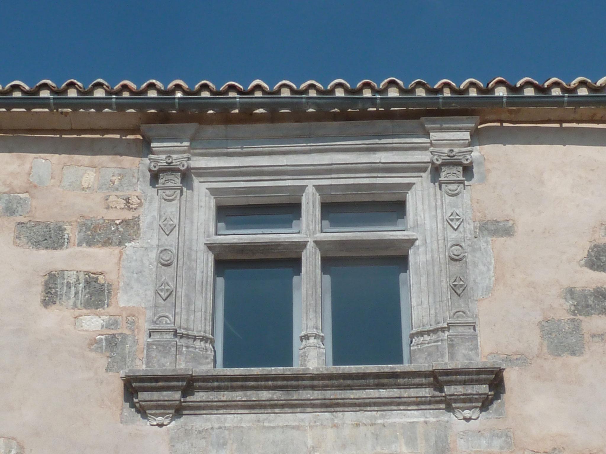 Fenêtre après restauration