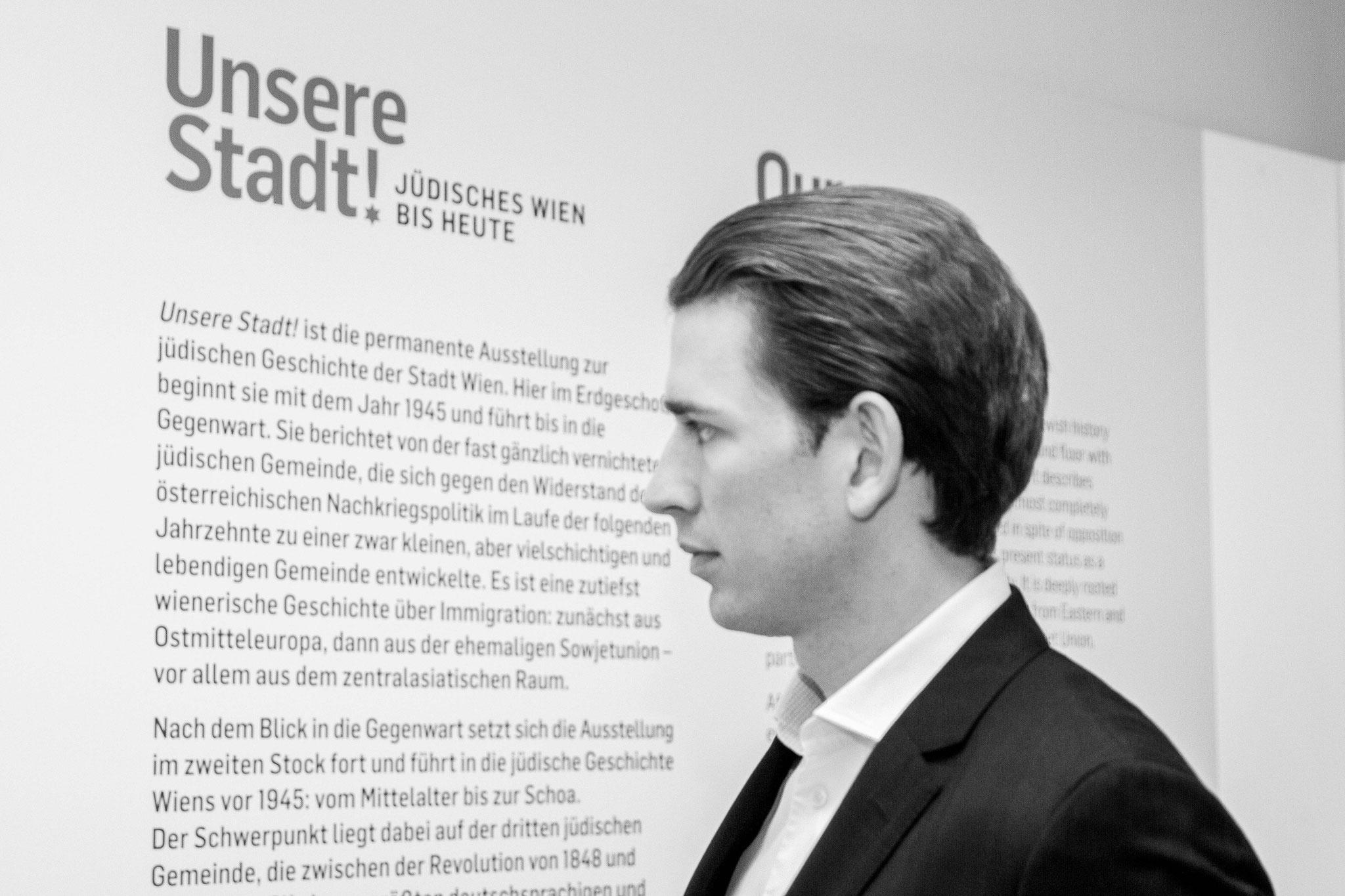 BM Sebastian Kurz