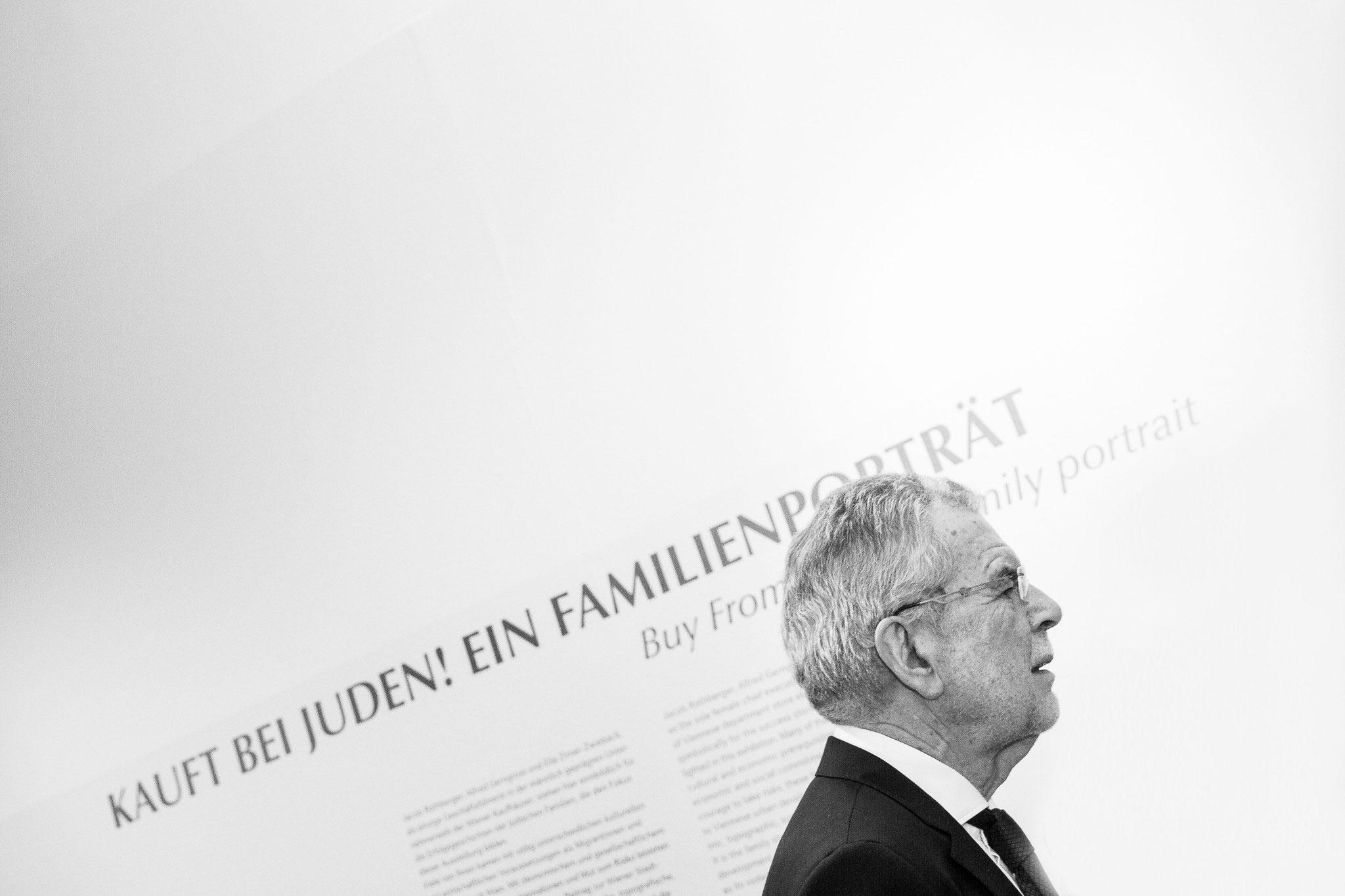 Bundespräsident Van der Bellen