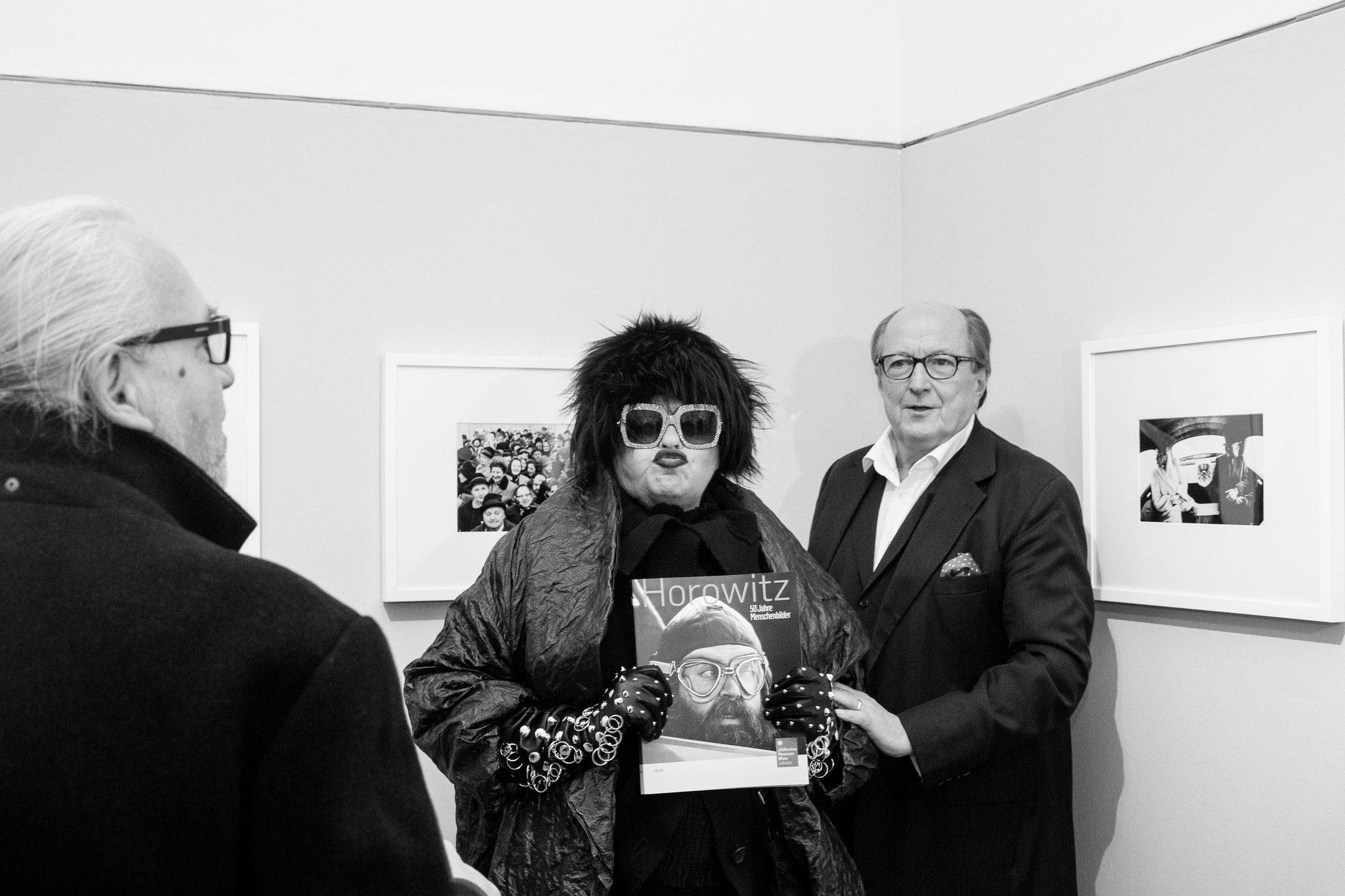 Michael Horowitz, Susanne Widl