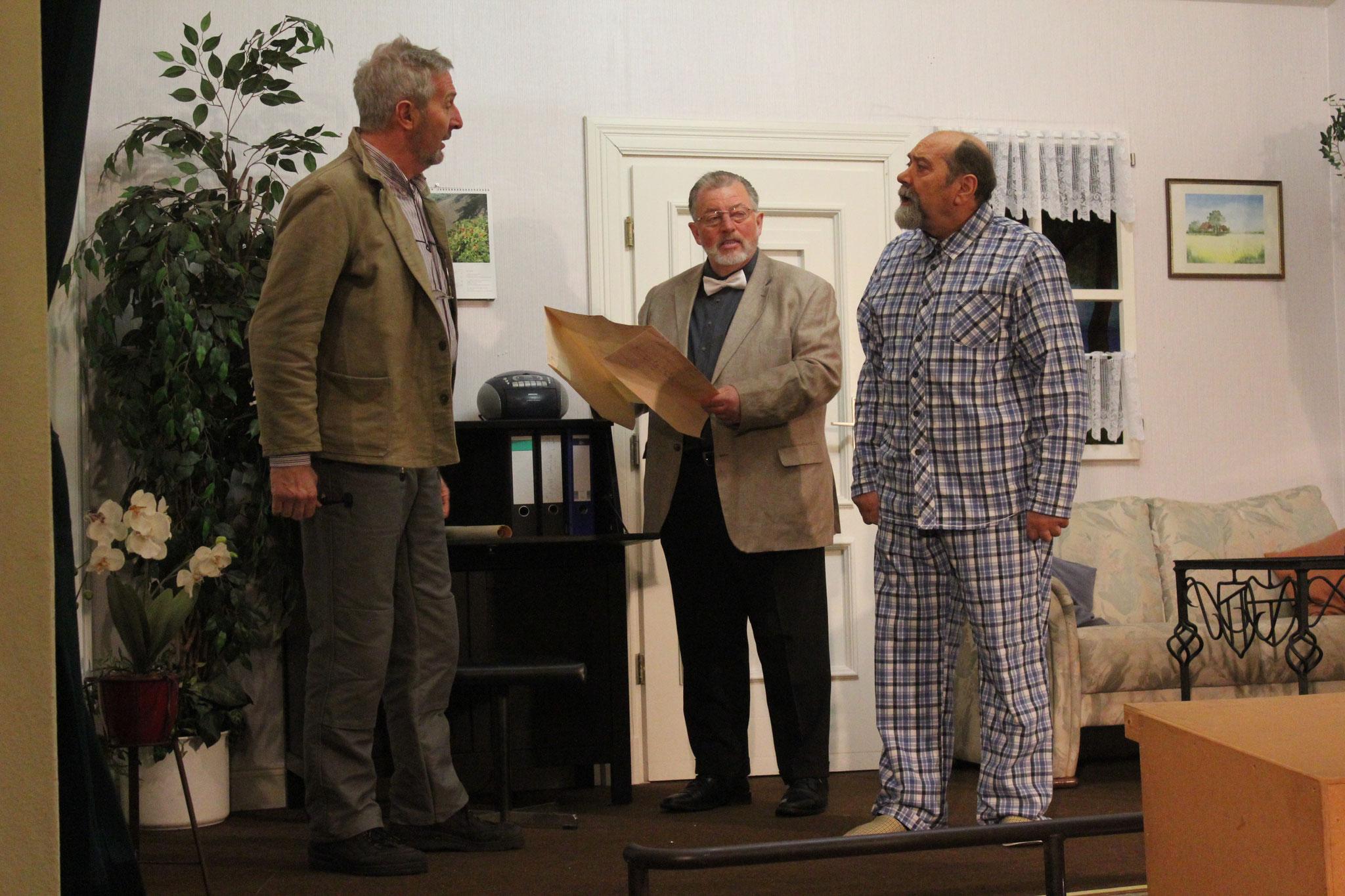 Wilke Visser, Hermann Schnoor, Jochen Besler
