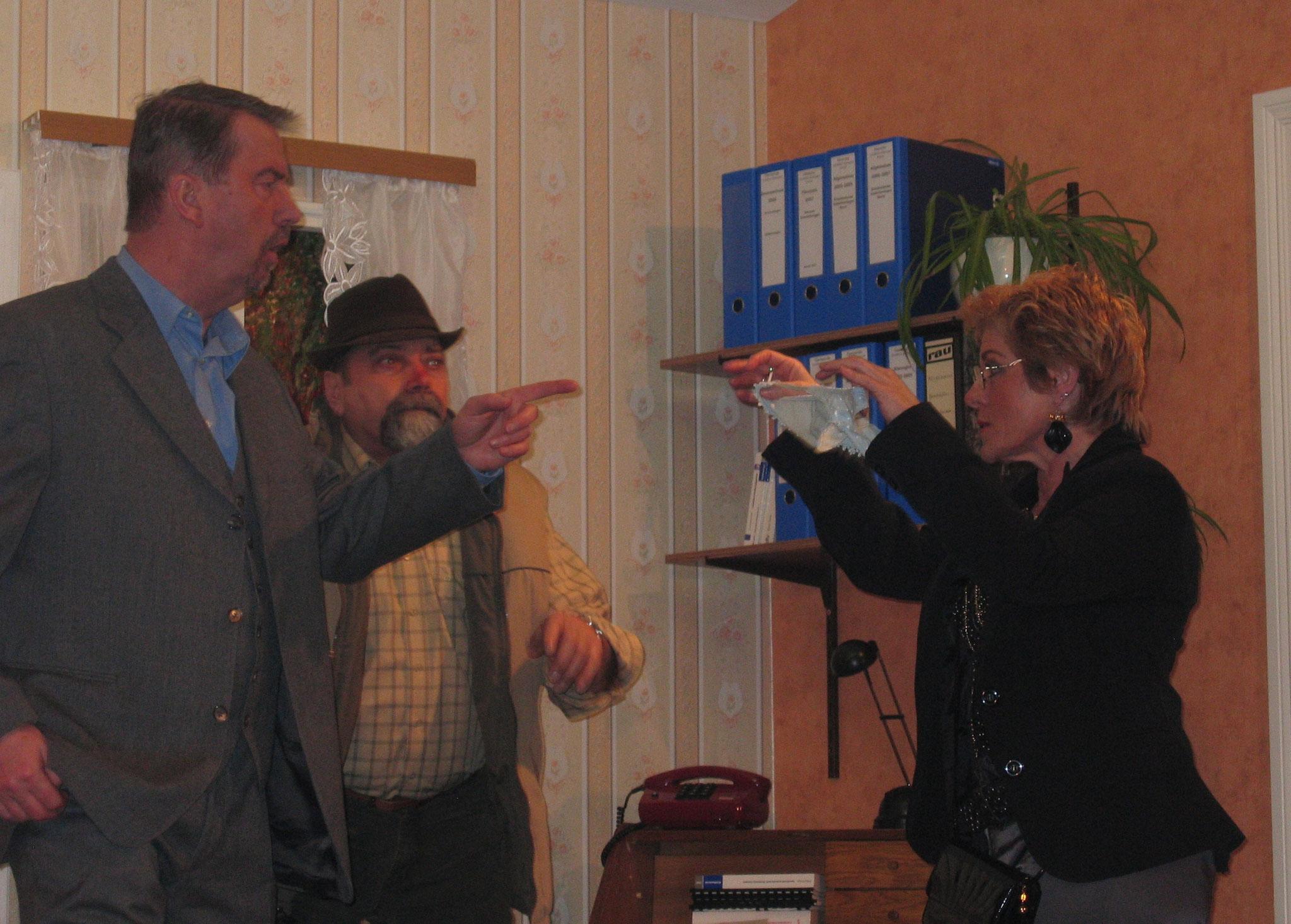Fritz Mißfeldt, Jochen Besler, Lydia Türke