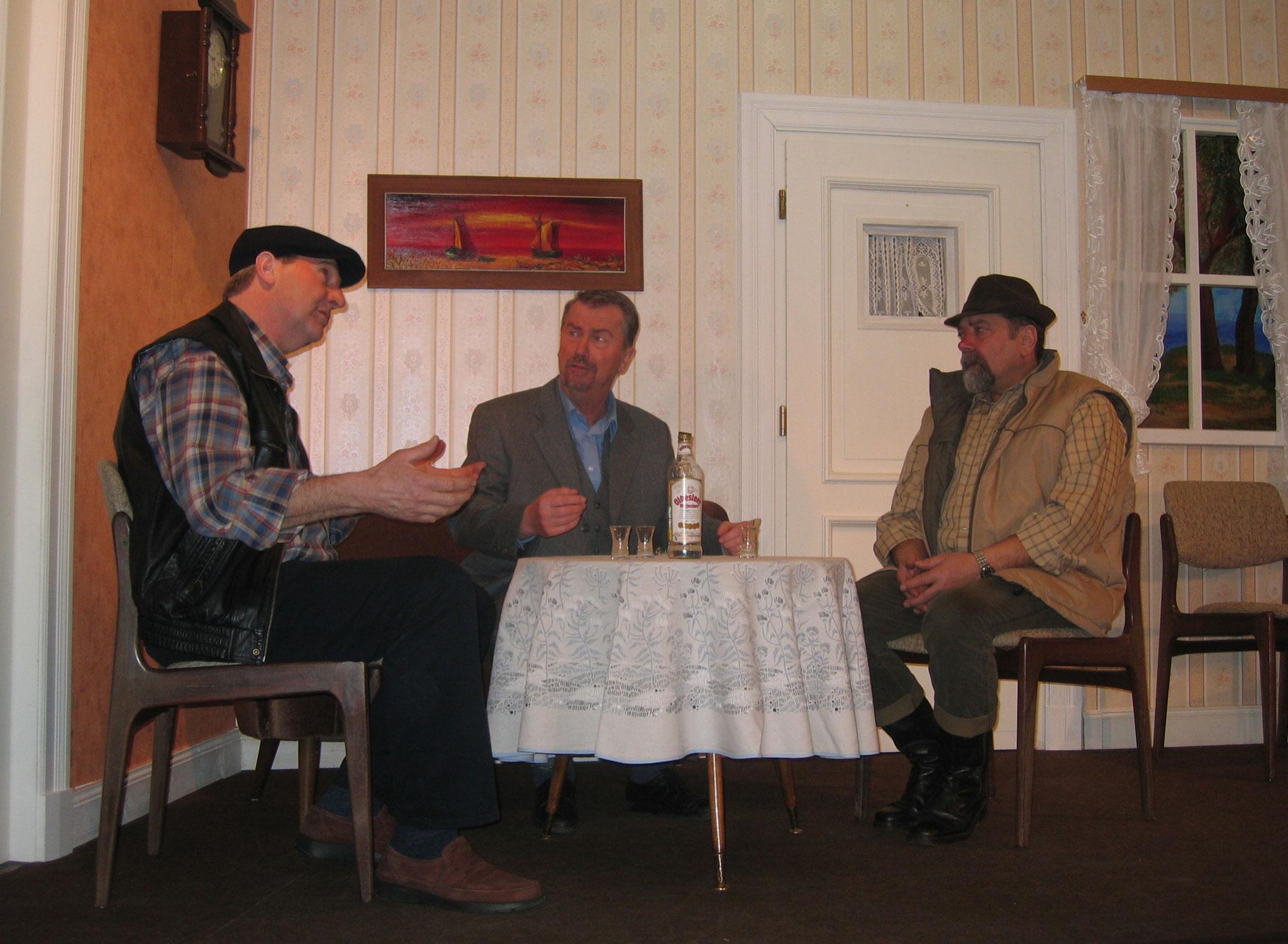 Wilke Visser, Fritz Mißfeldt, Jochen Besler