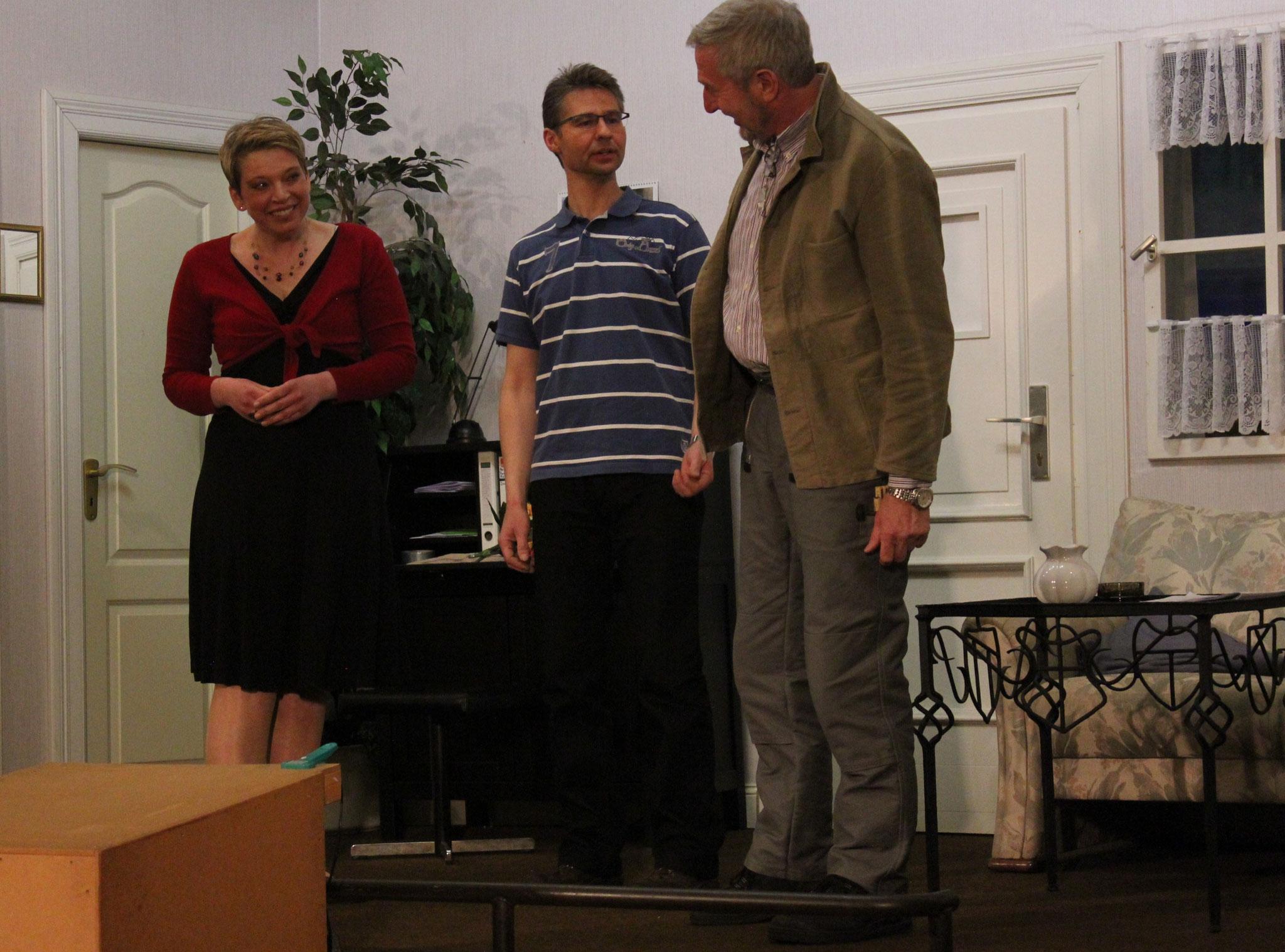 Silke Thomsen, Nico Thomsen, Wilke Visser