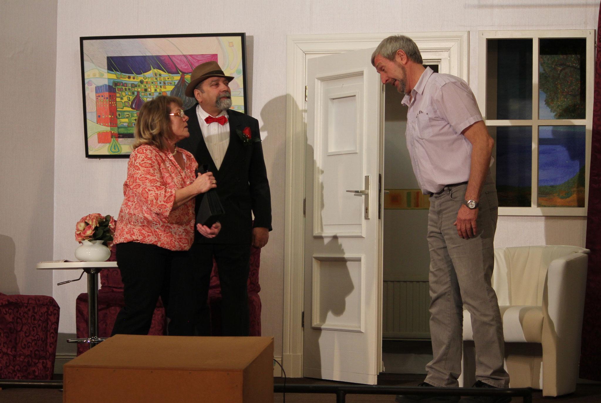Lydia Türke, Jochen Besler, Wilke Visser