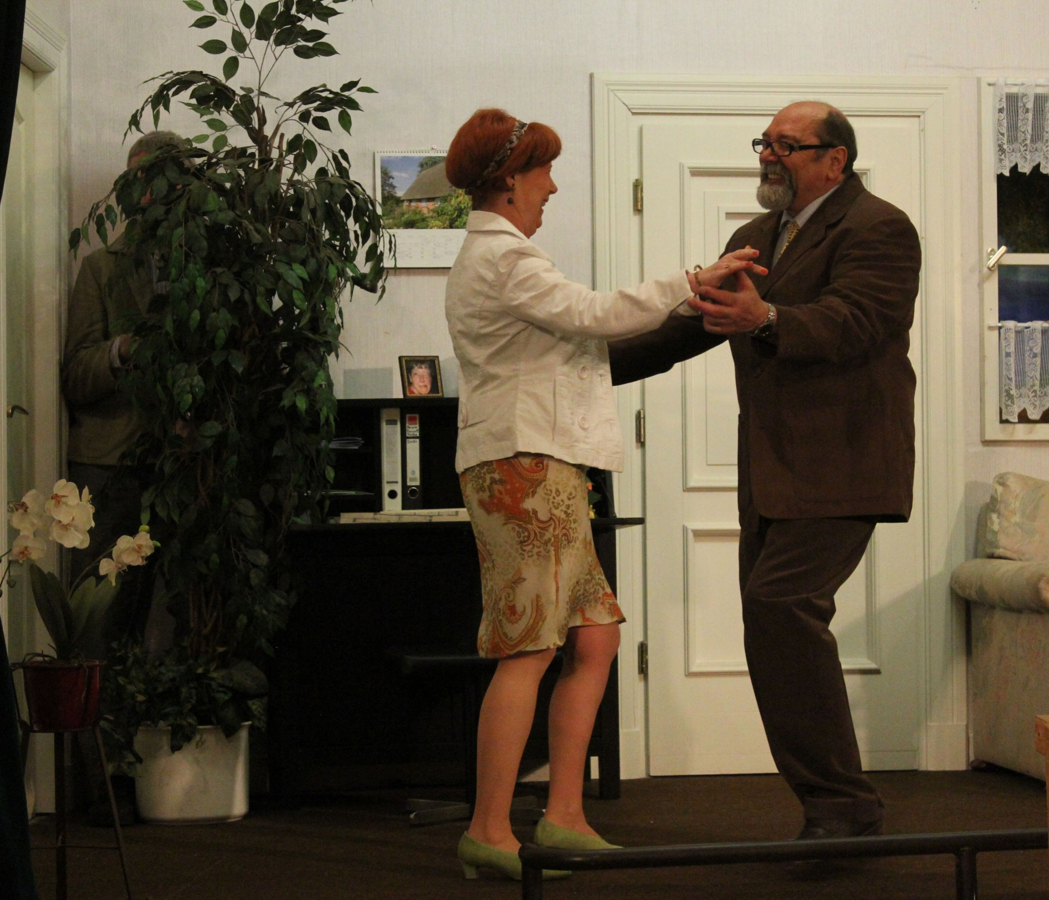 """""""Ich tanze mit Dir in den Himmel hinein..."""",  Wilke Visser, Silke Sommer, Jochen Besler"""