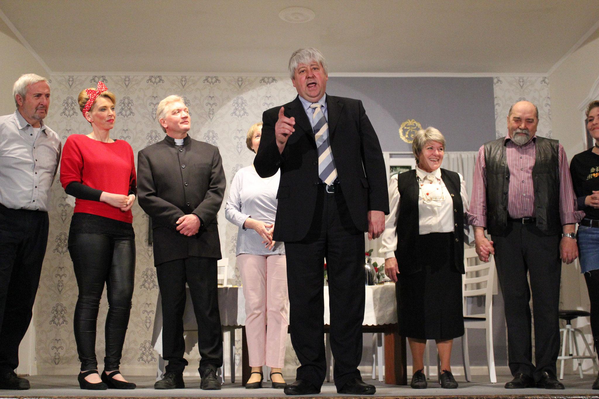 Wilke Visser, Silke Thomsen, jürgen Baasch, Silke Sommer, Torsten Mißfeldt, Lydia Türke, Jochen Besler, Sabrina Marwedel