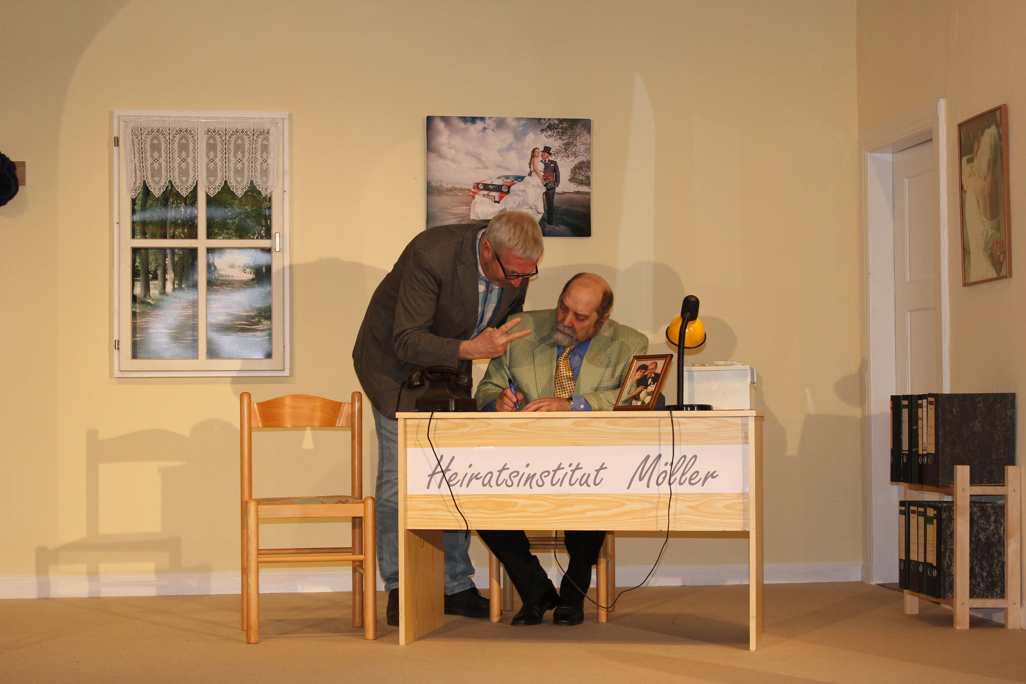 Wilke Visser, Jochen Besler