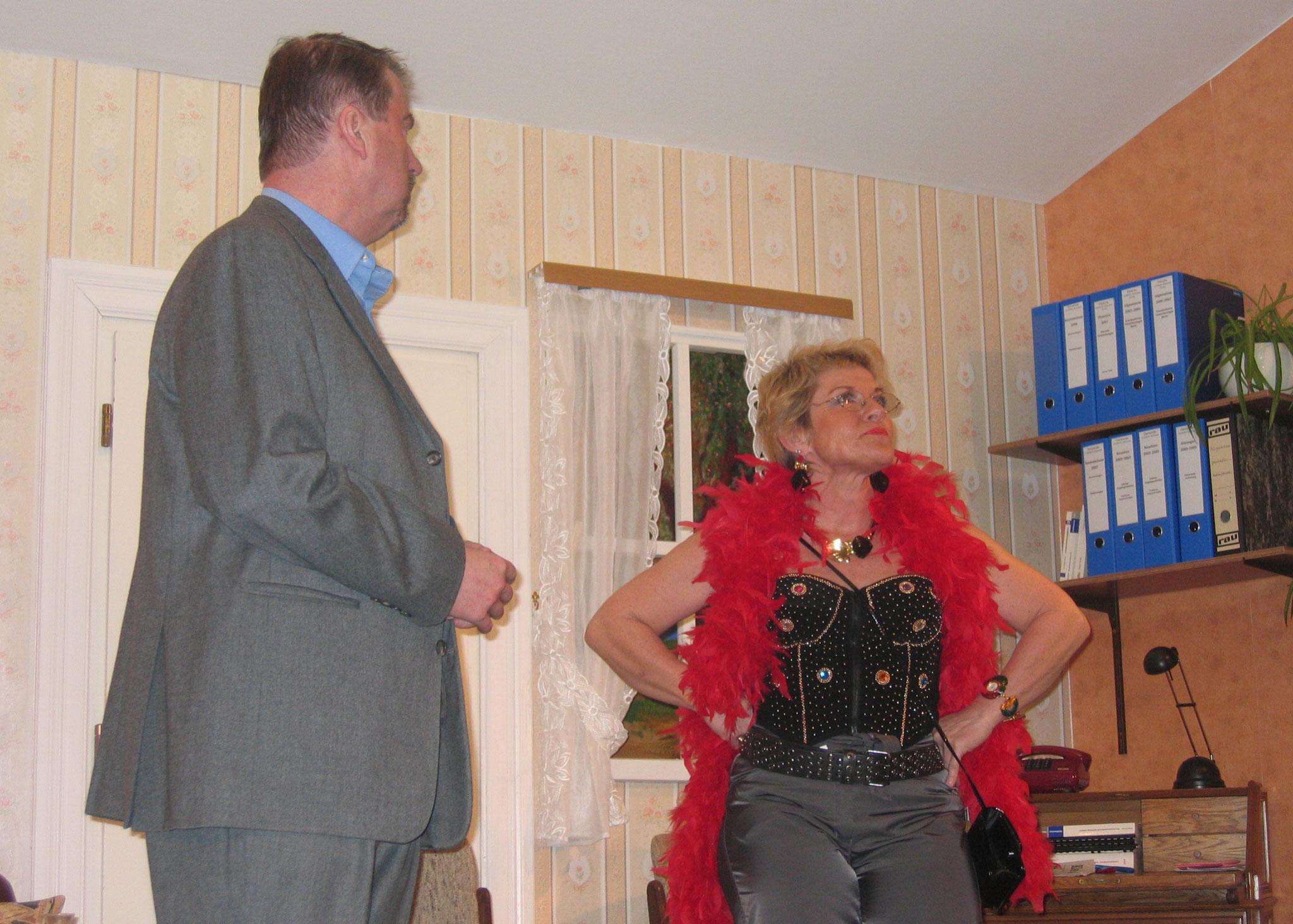 Fritz Mißfeldt, Lydia Türke