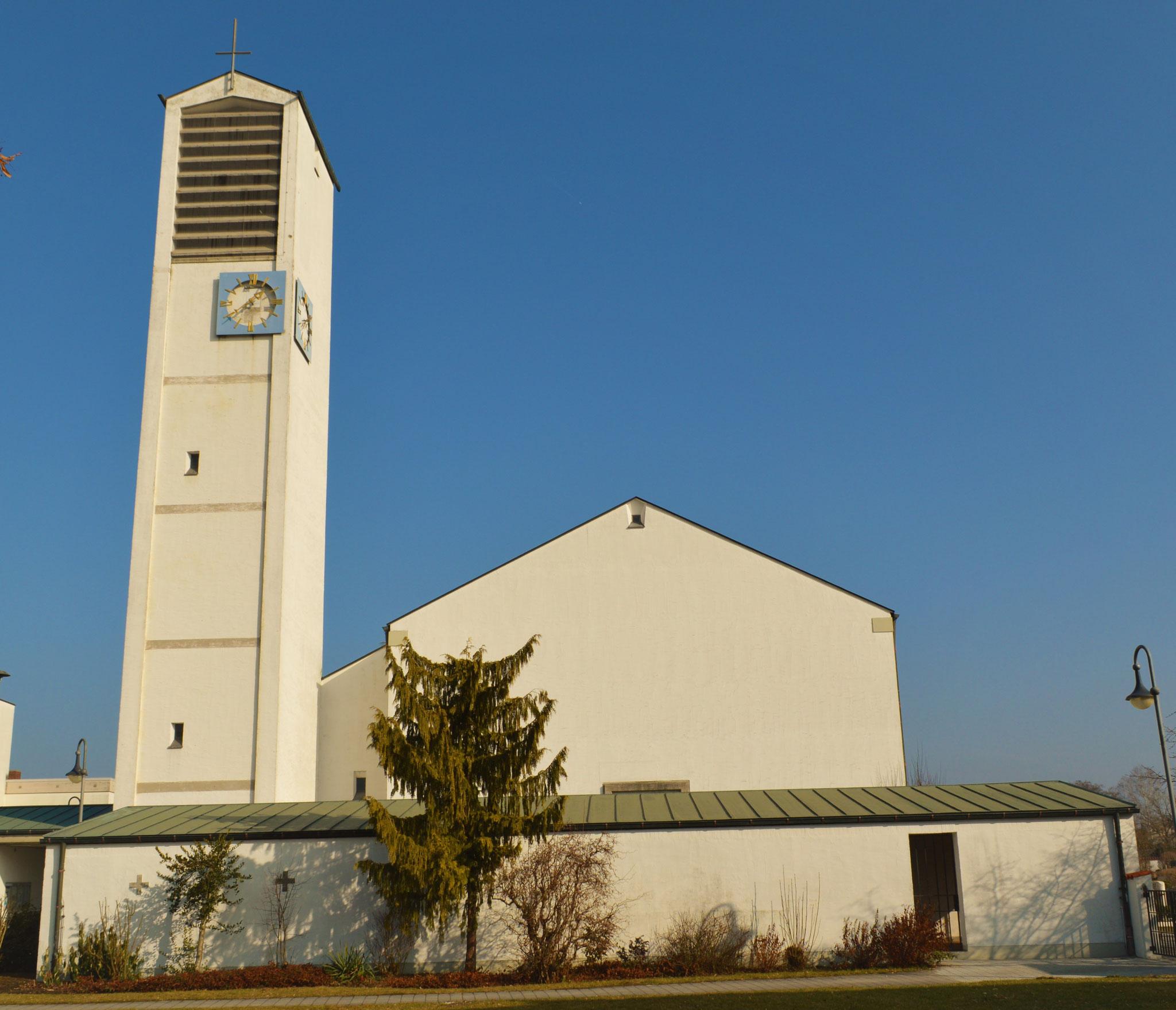 Pfarrkirche Christkönig