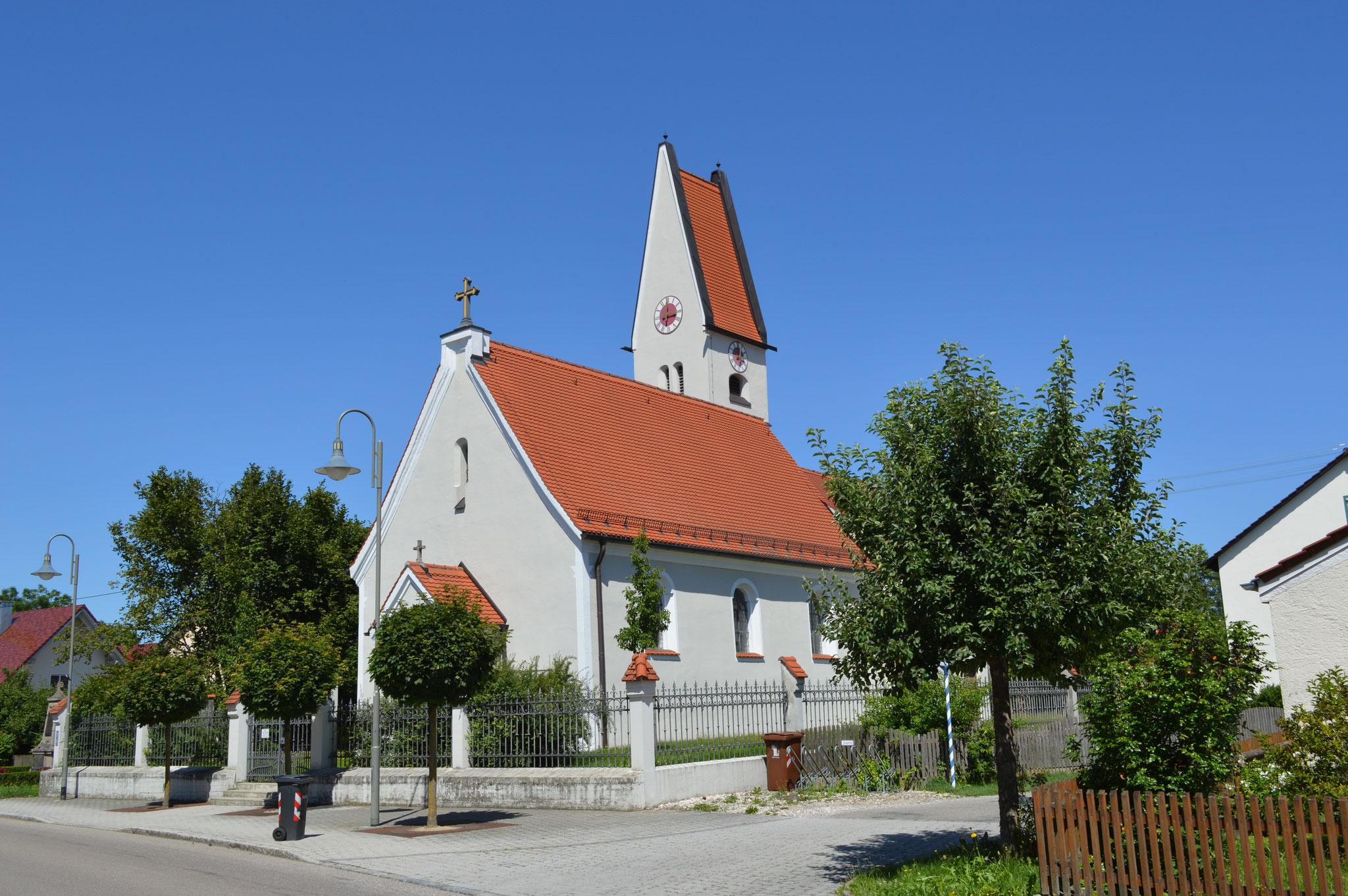 St. Michael Ostendorf