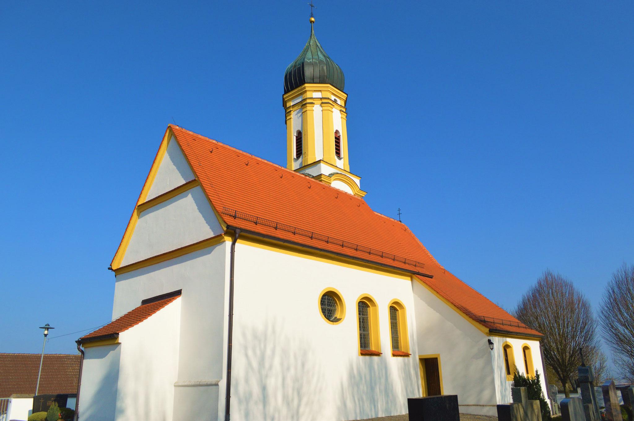 Kirche St. Agatha