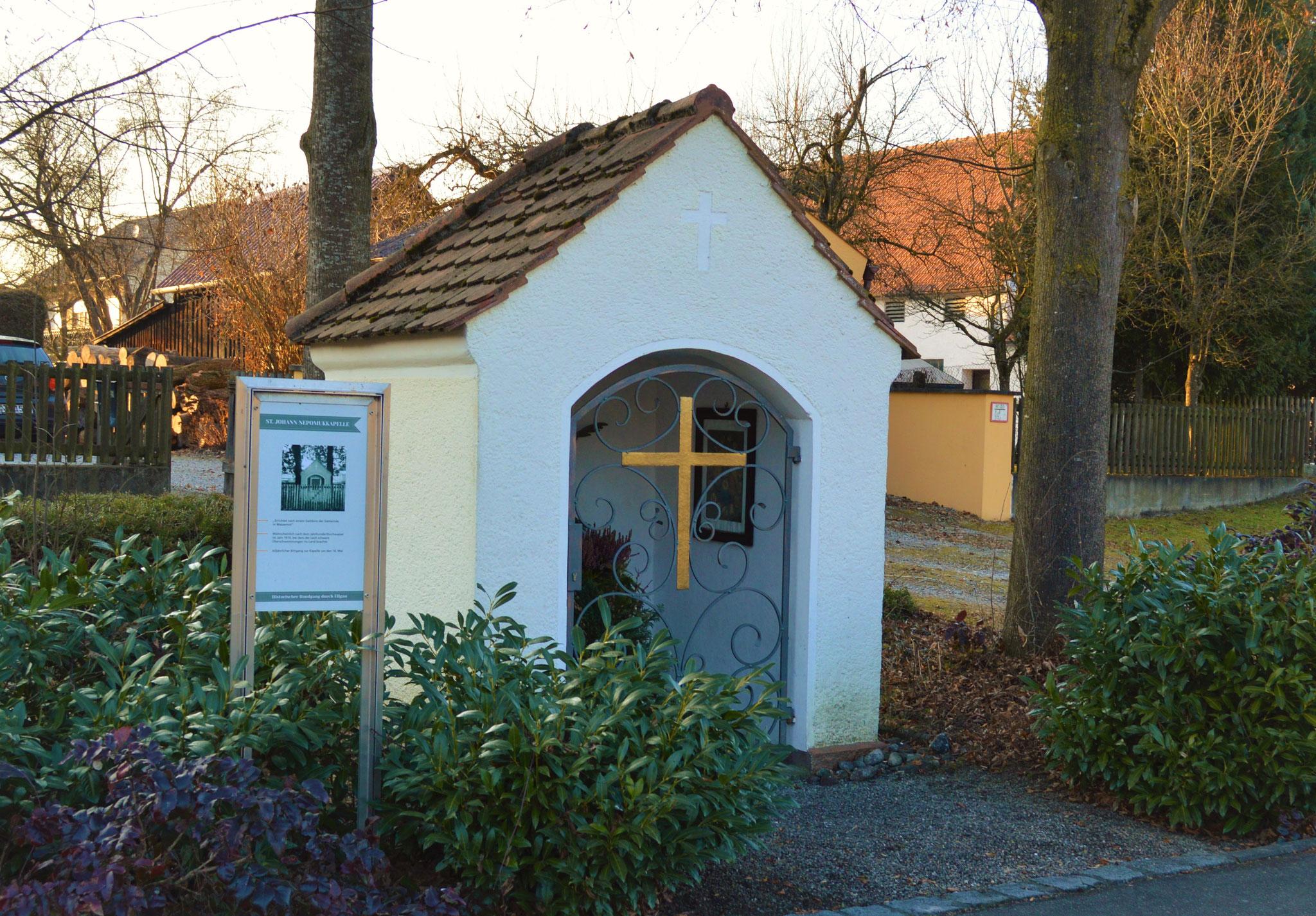 St. Johannes Nepomuk Kapelle