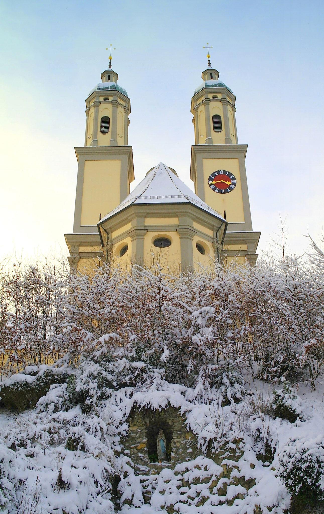 Klosterkirche St. Johannes Baptist
