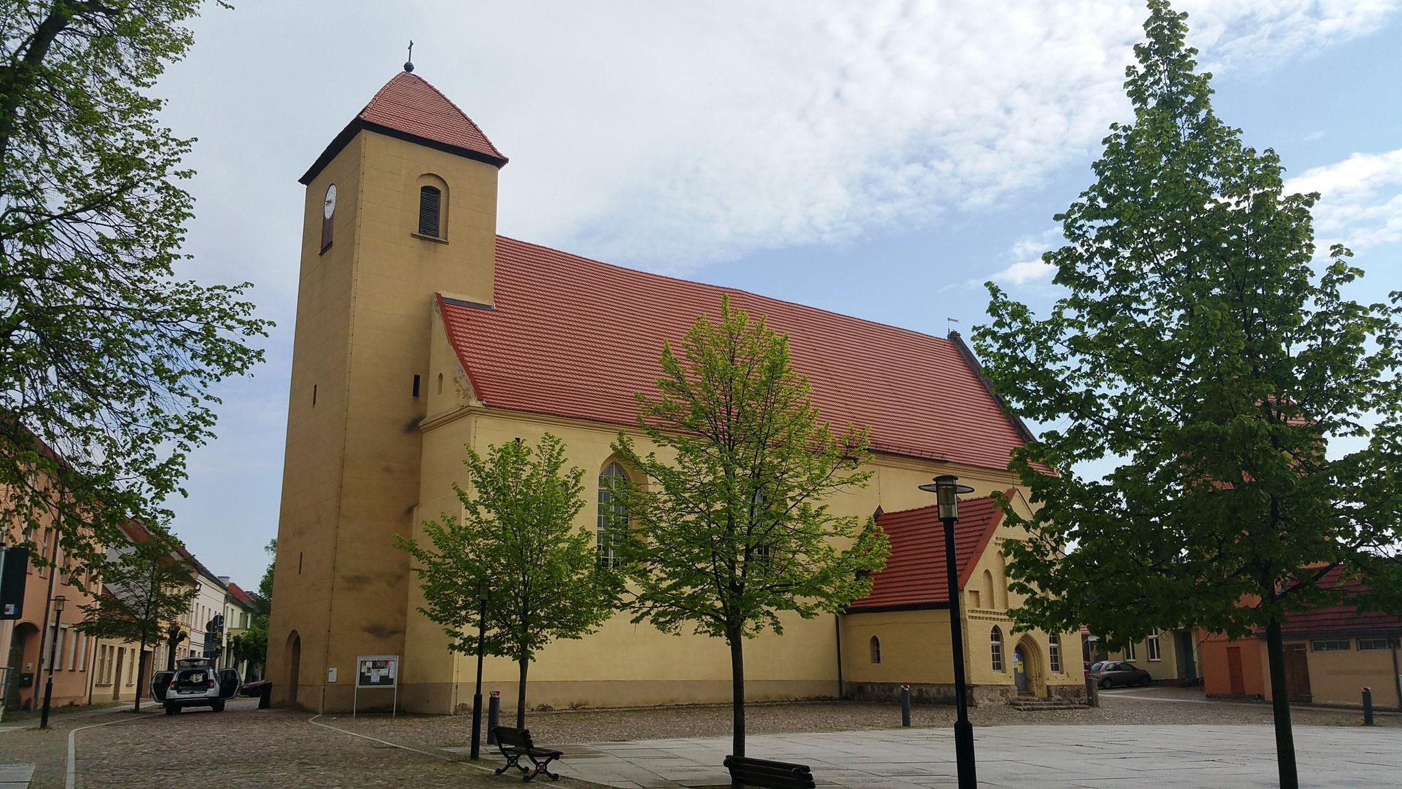 Kirche Rheinsberg