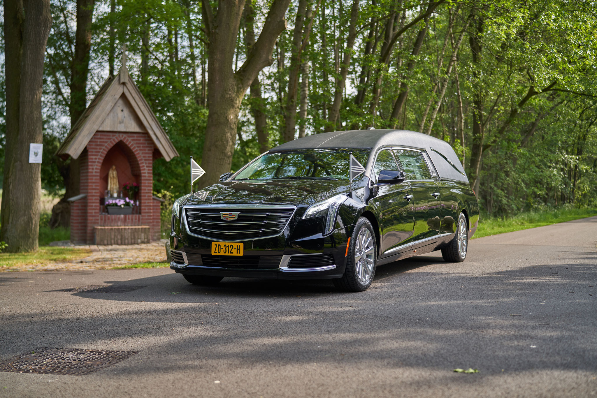 Cadillac Zwart