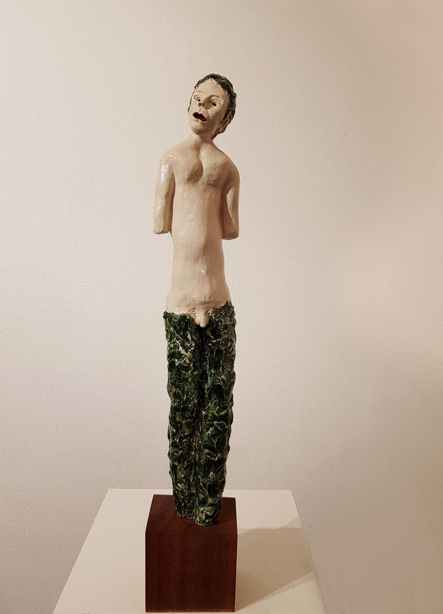 GREEN MAN 2, 66x9x10 cm