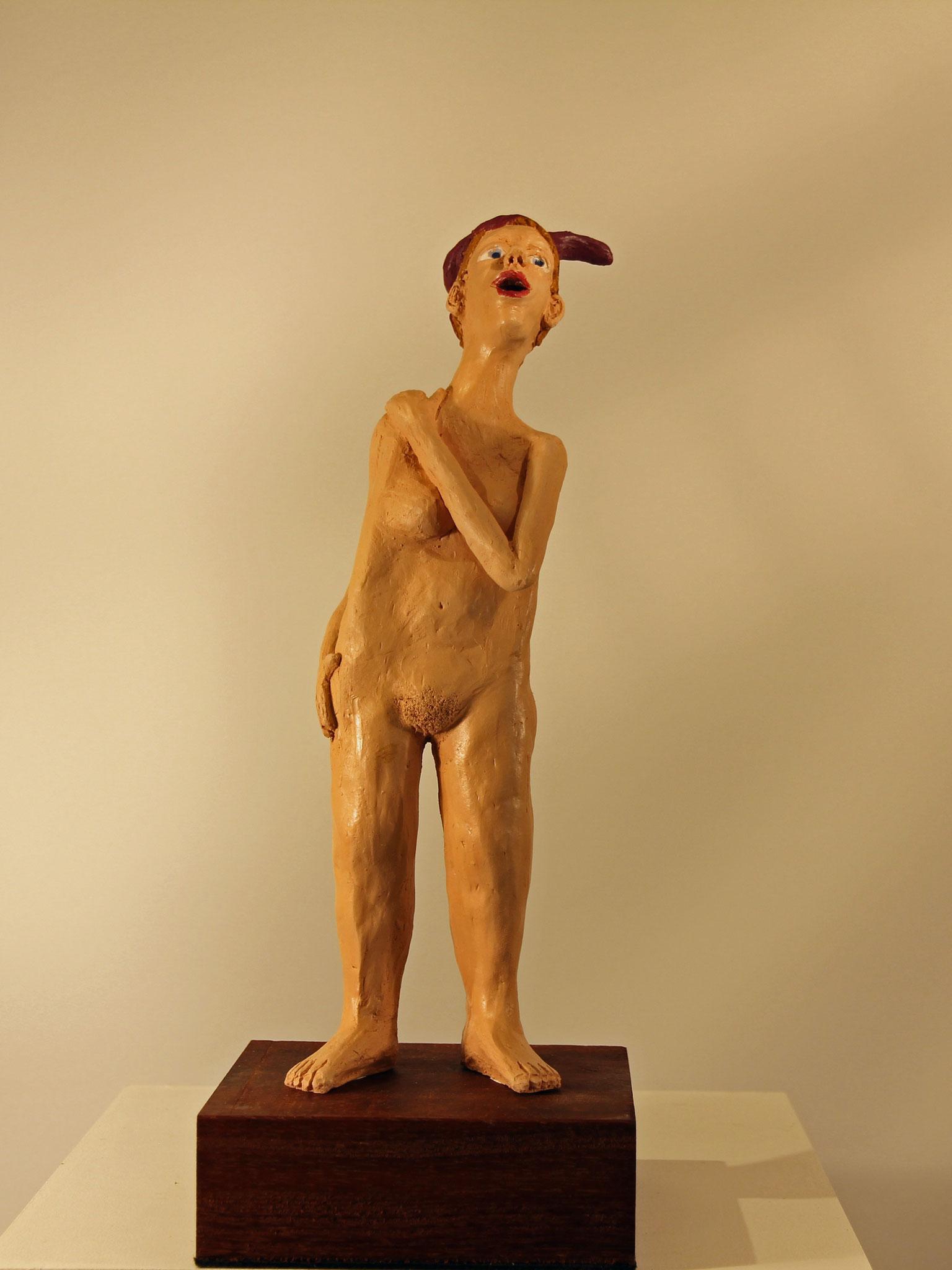 SÄNGERIN 38x15x15 cm