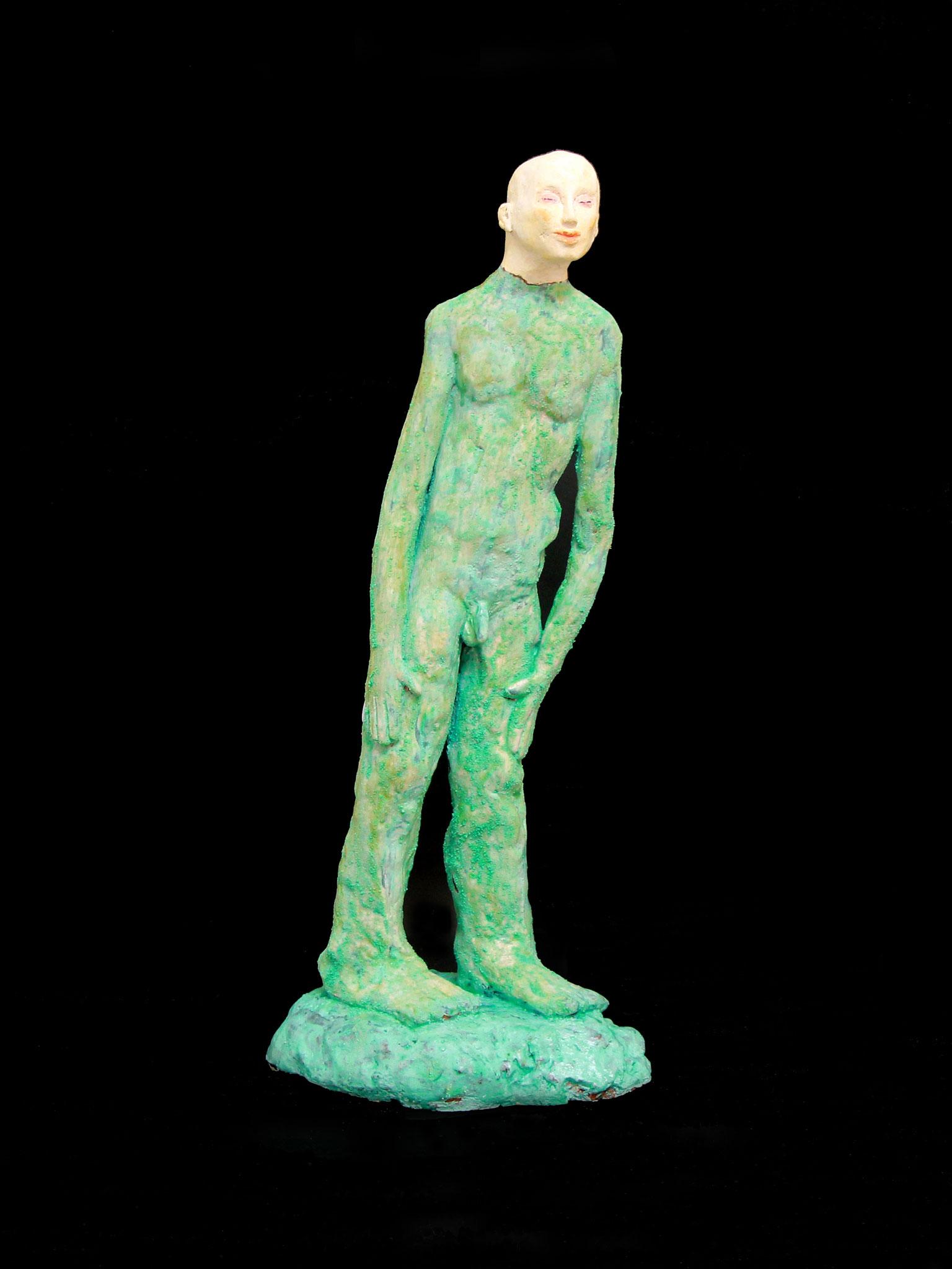GREEN MAN 52x23x15 cm