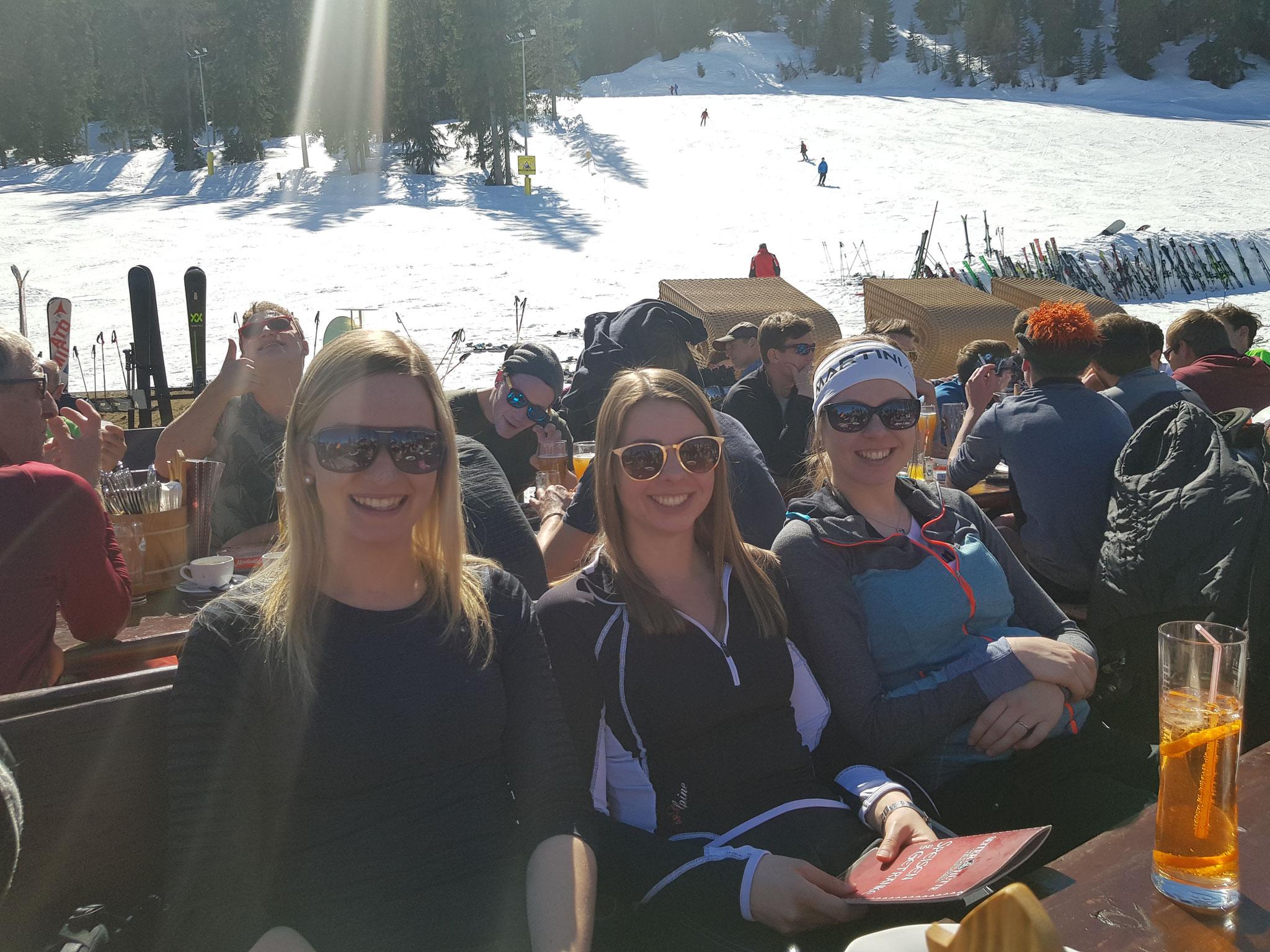 Traumtagerl bei unserem Skiausflug in Schladming
