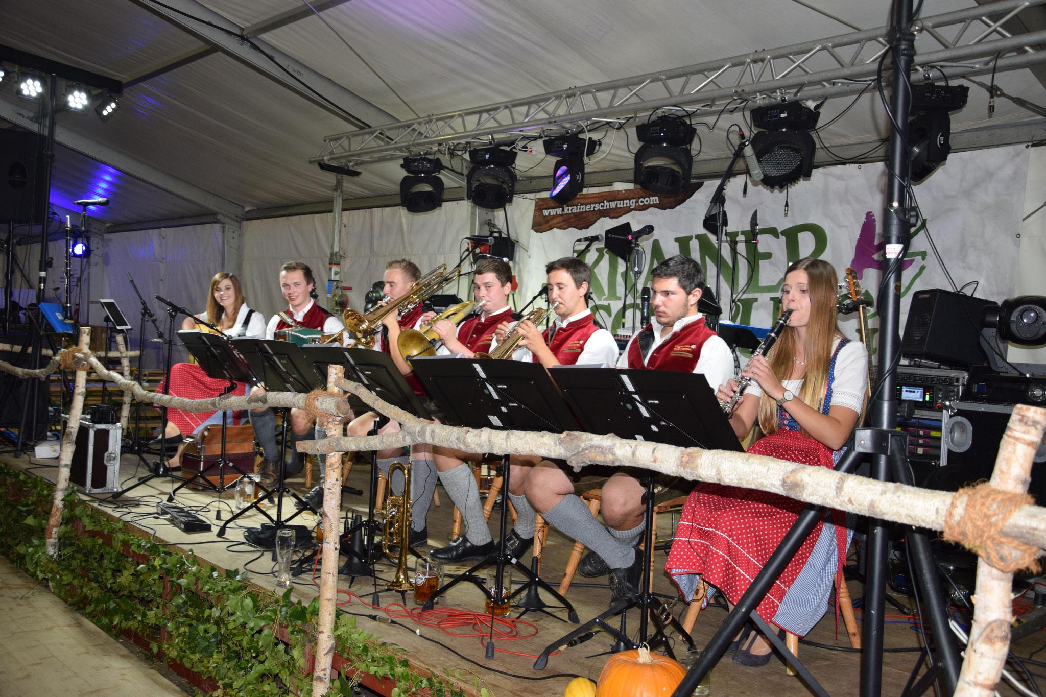 Oktoberfest 2019  - Vigauner Tanzlmusi